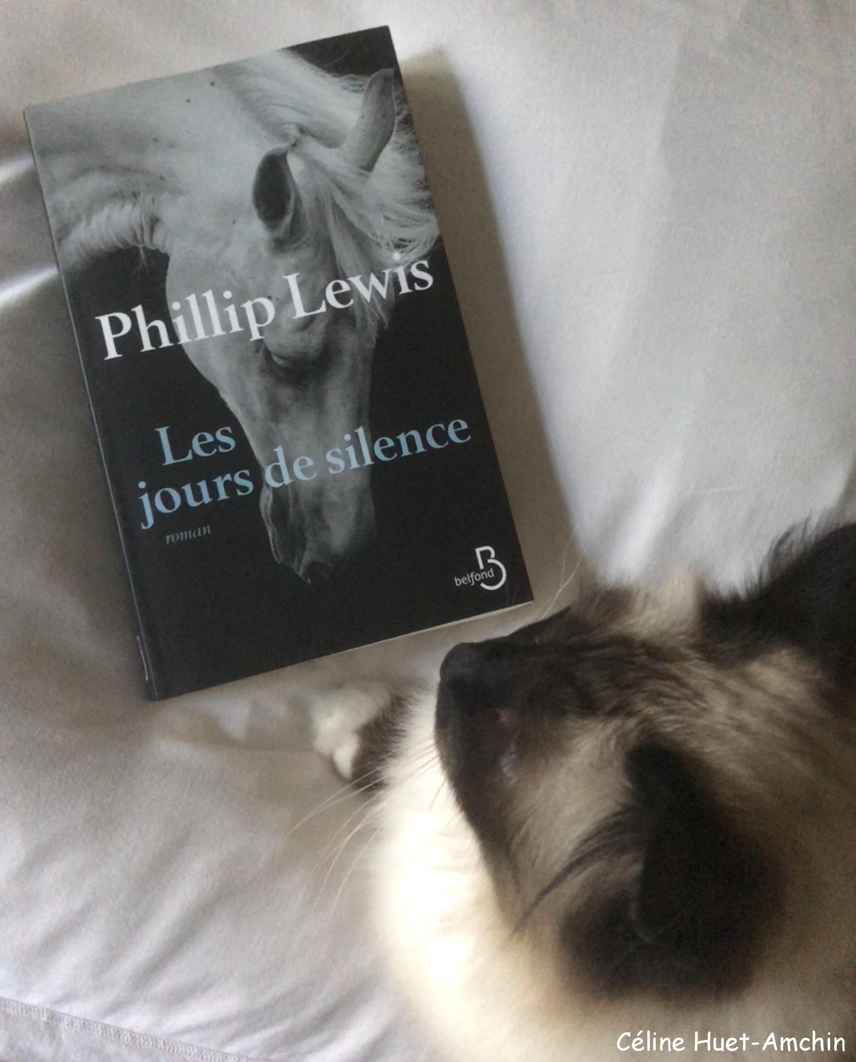 """""""Les jours de silence"""" de Phillip Lewis..."""