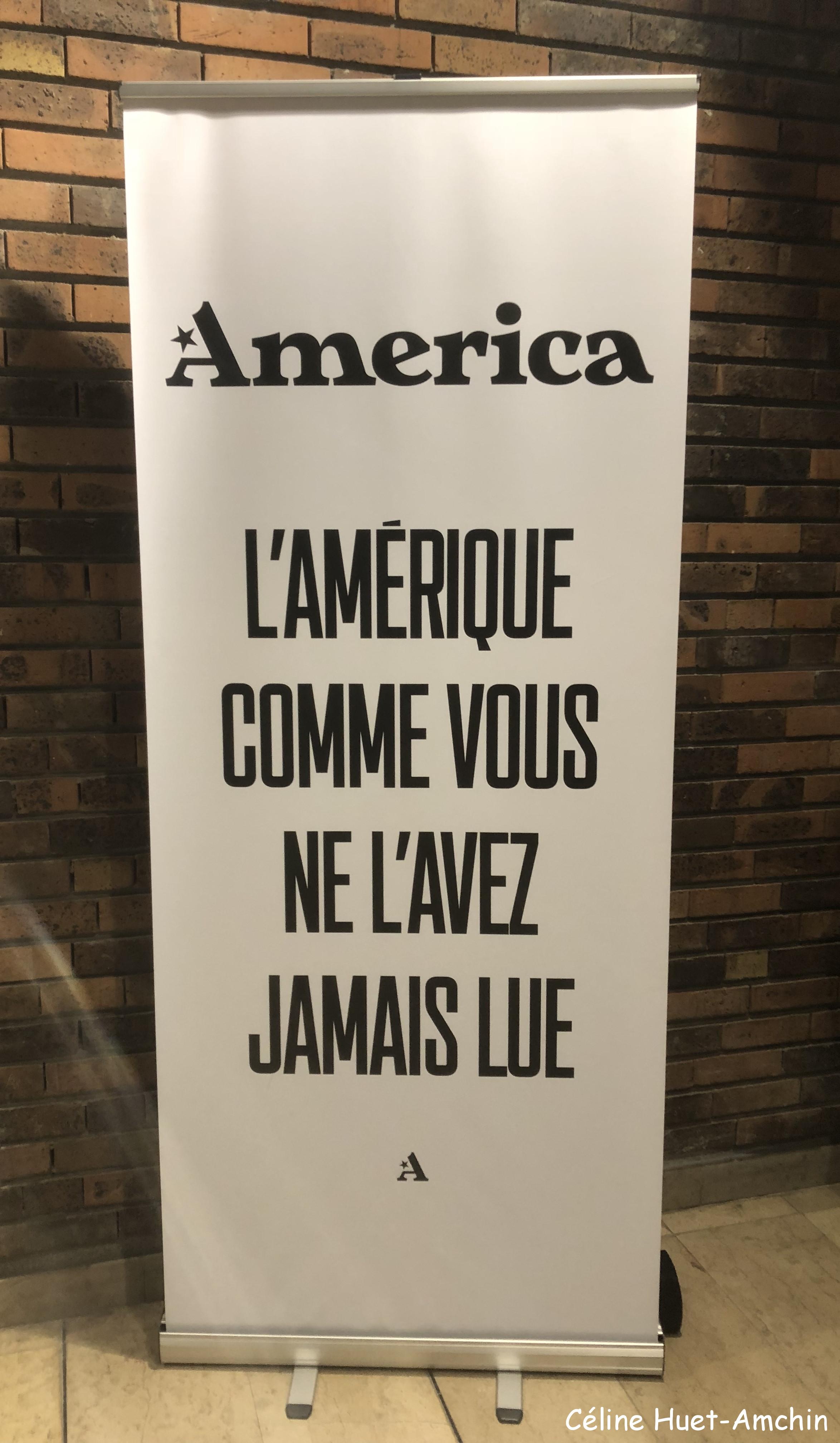America l'Amérique comme vous ne l'avez jamais lue 9e édition Festival America Centre Culturel Georges Pompidou Vincennes