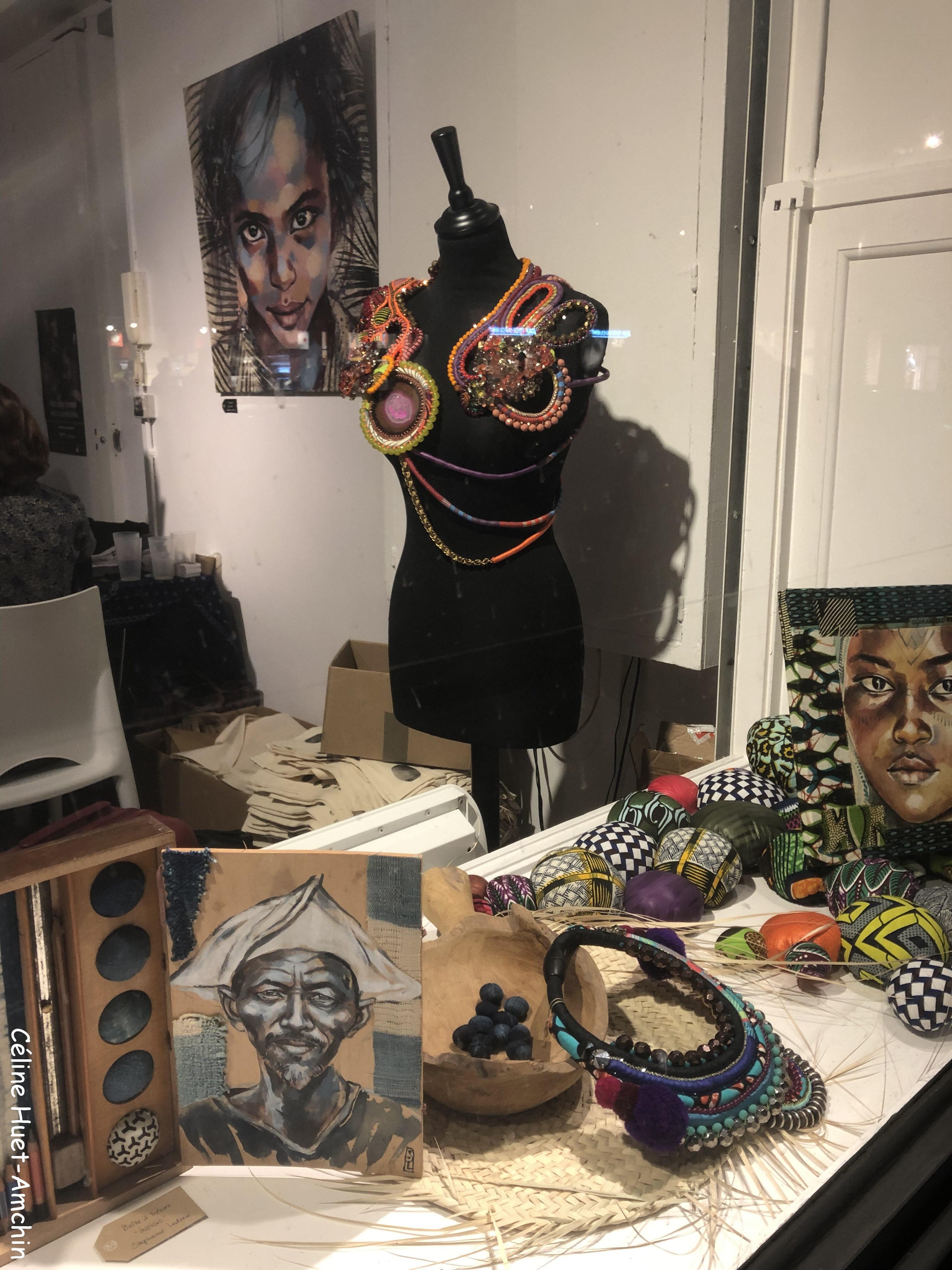 """Djenkafo"" (Espace Beaurepaire, Paris)"