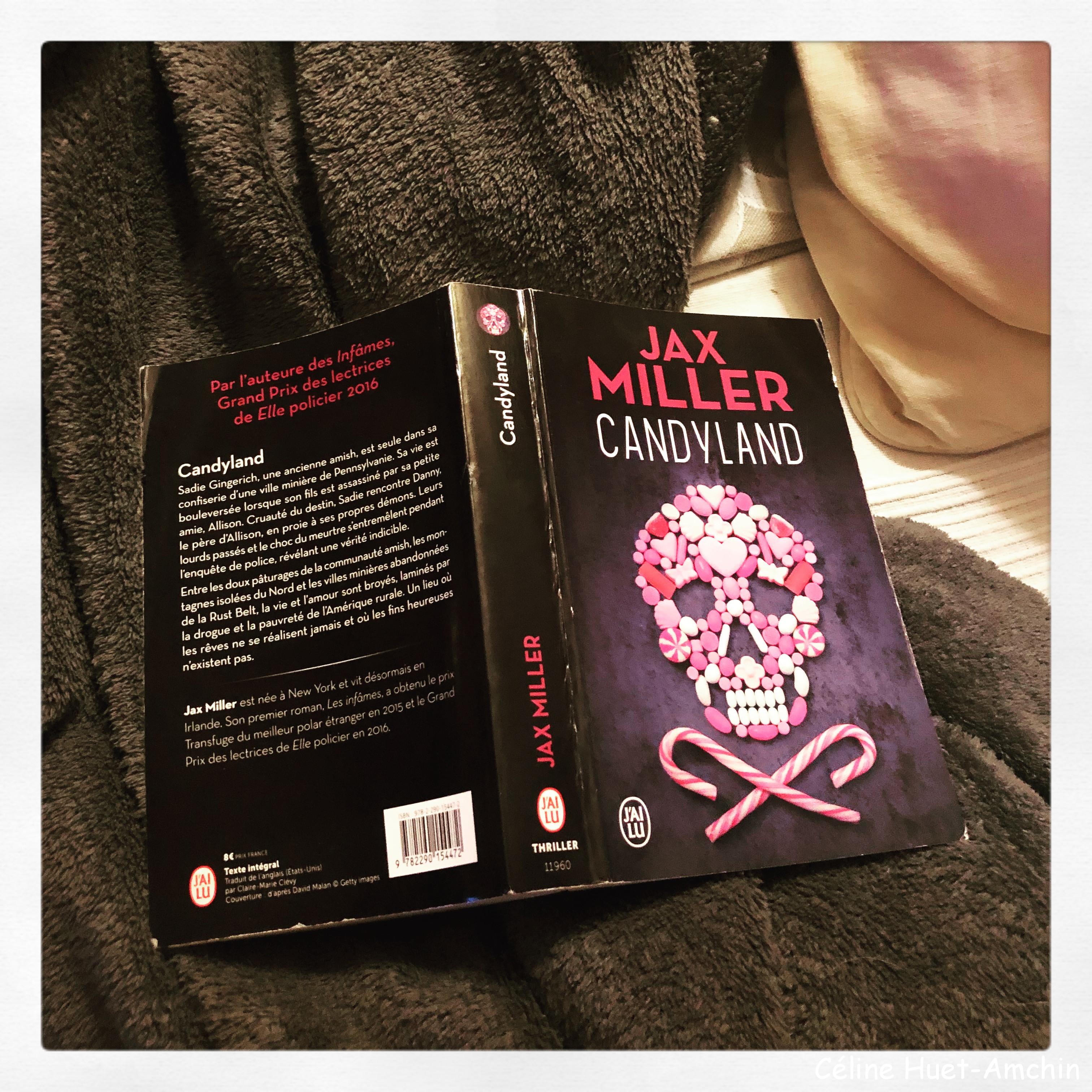 Candyland Jax Miller Editions J'ai Lu