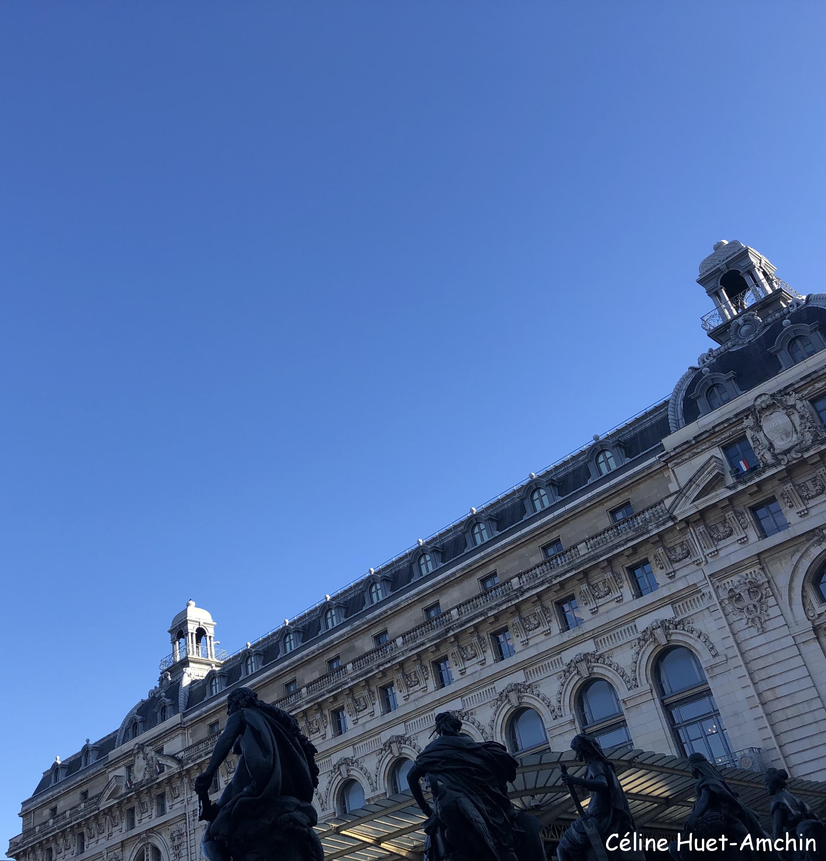 """""""Picasso, bleu et rose"""" (Musée d'Orsay, Paris)"""