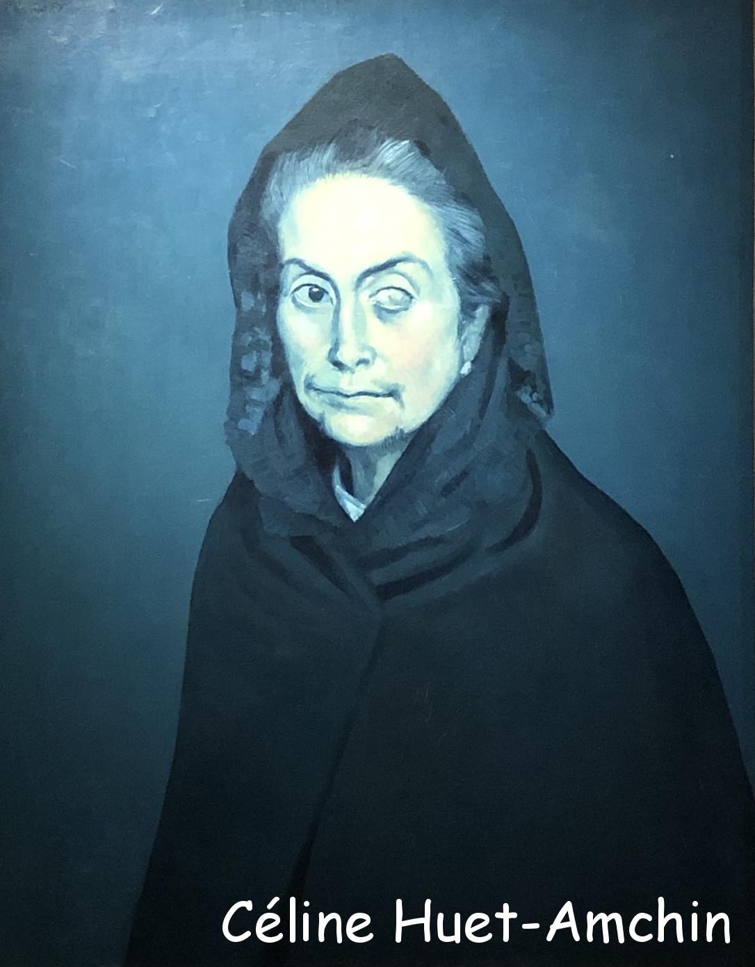 La Célestine Exposition Picasso bleu et rose Musée d'Orsay Paris