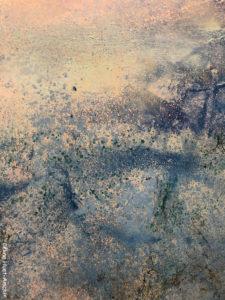 Hommage à Claude Monet Triptyque 1991 Zao Wou-Ki L'espace est silence MAM Paris