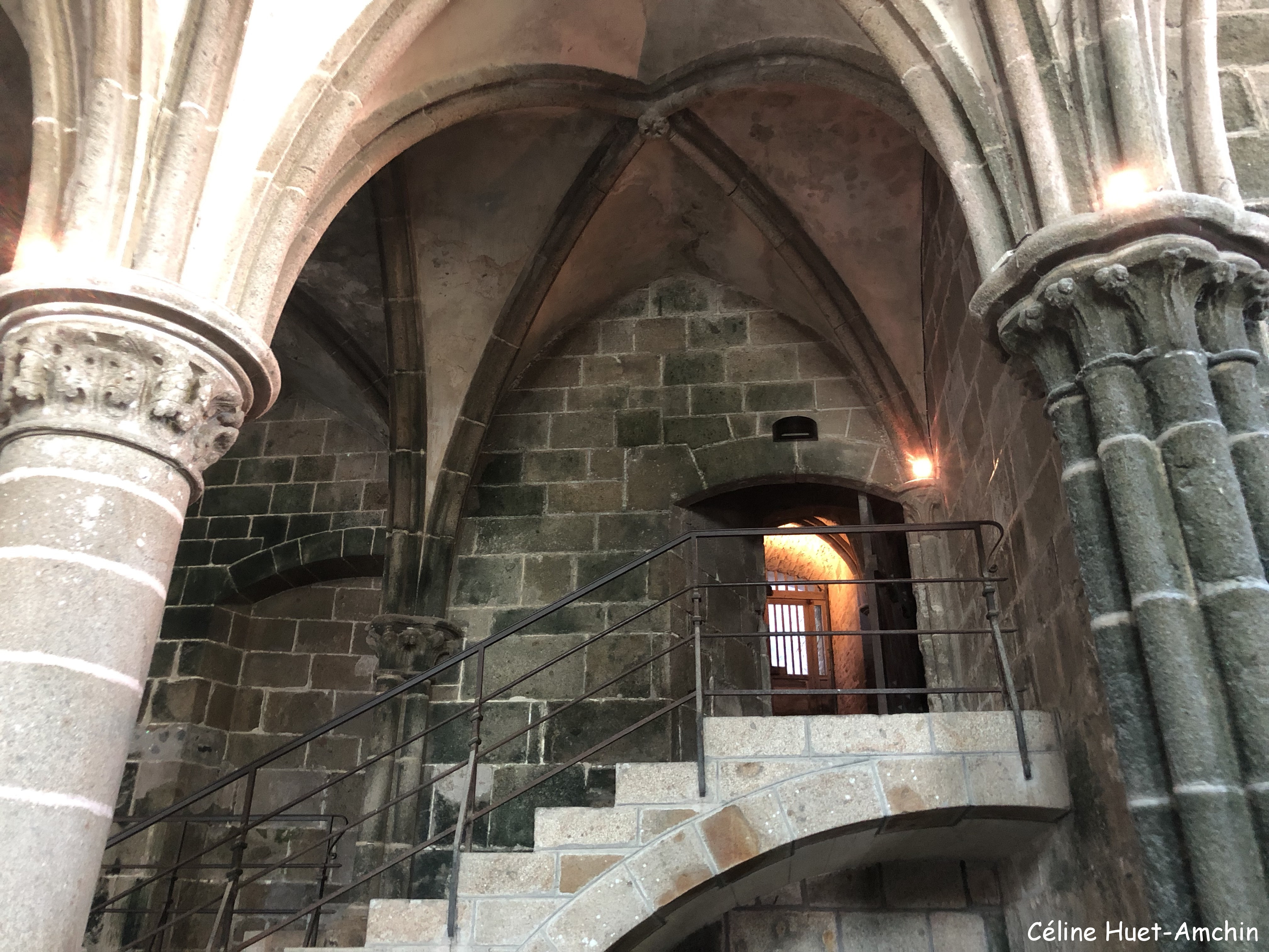 Abbaye du Mont Saint-Michel Normandie