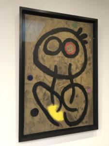 Rétrospective Miró Grand Palais Paris