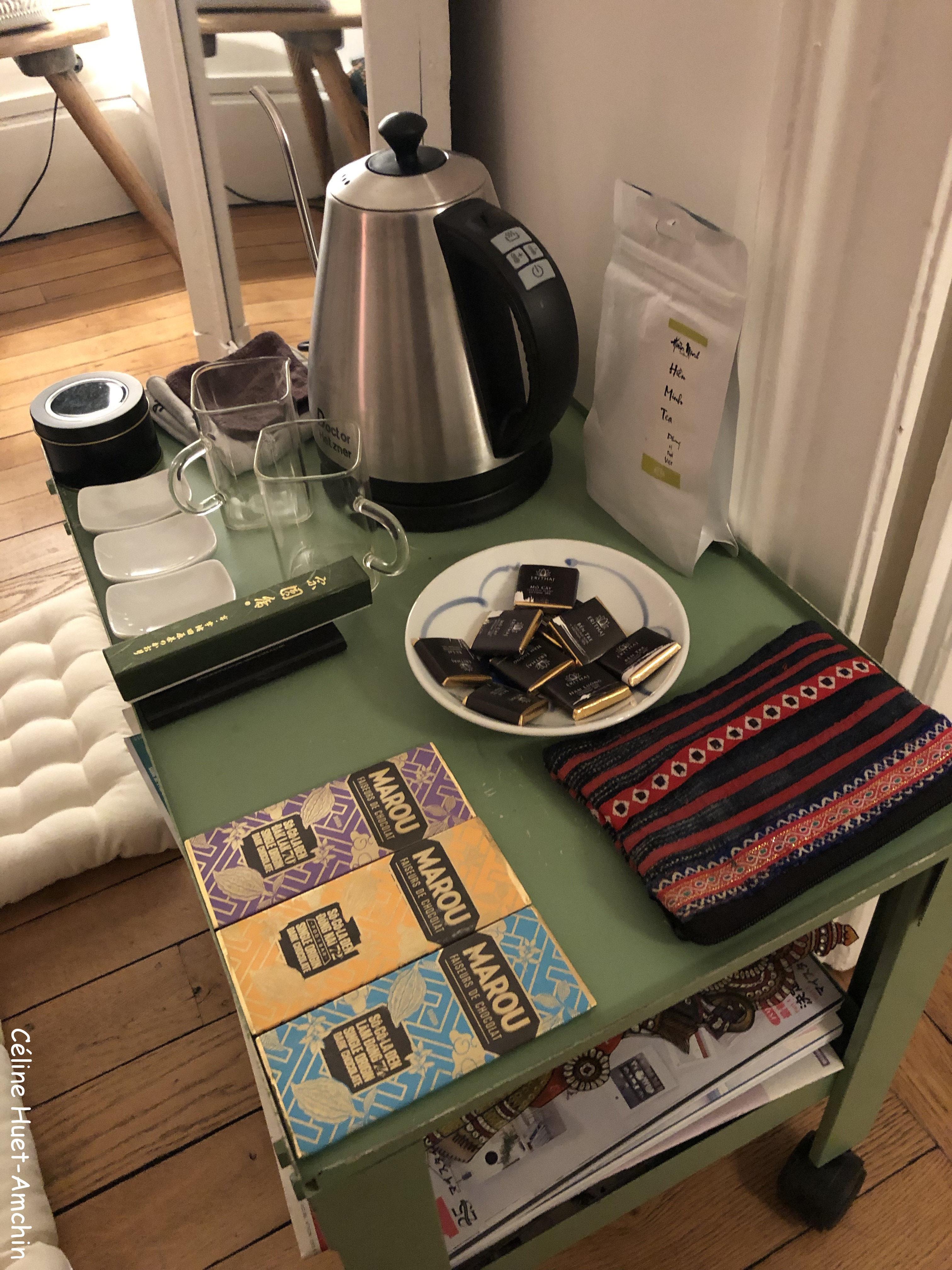 Atelier découverte thés & chocolats vietnamiens Sérendipi-Thé