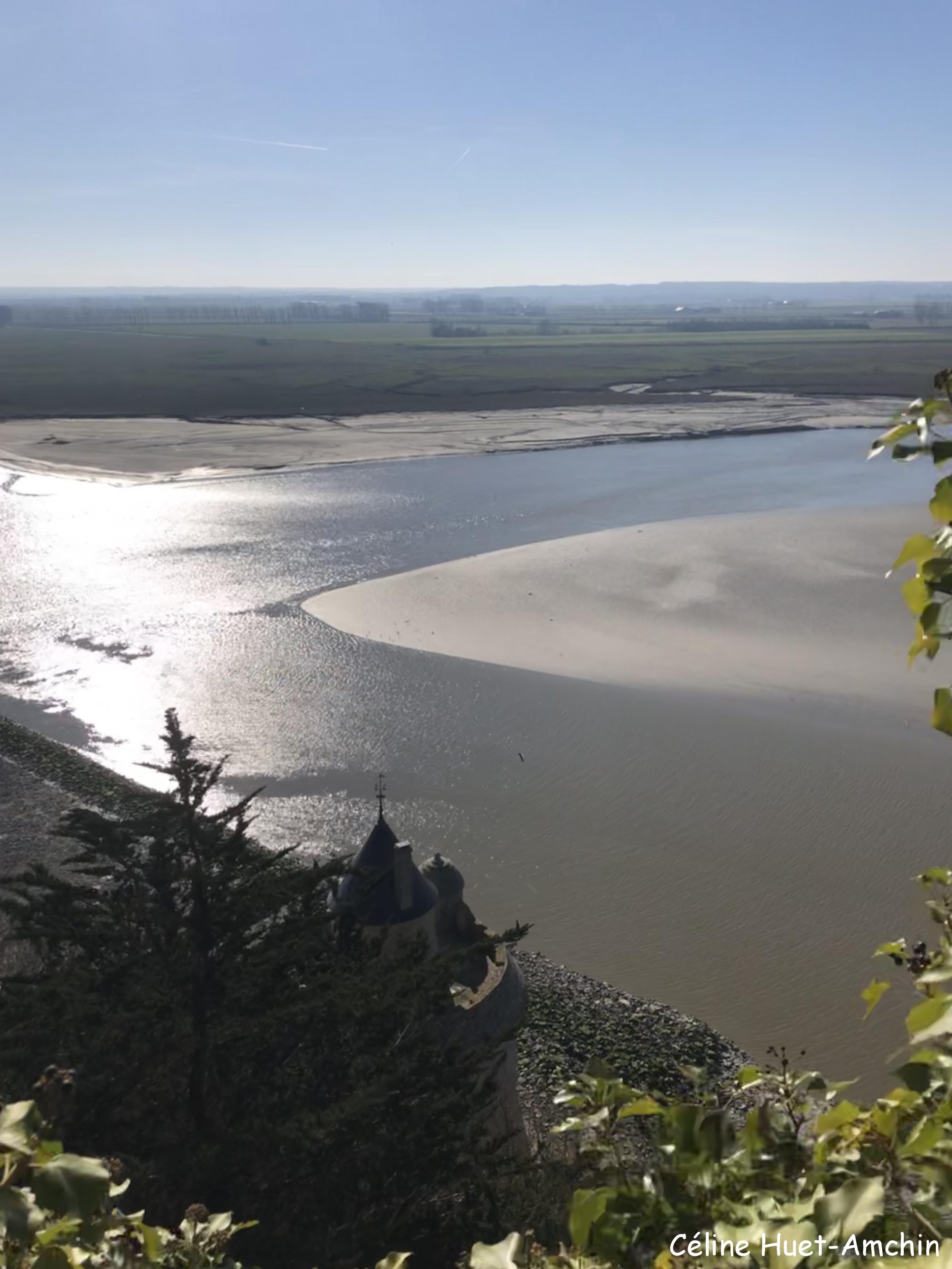 Baie du Mont Saint-Michel Normandie