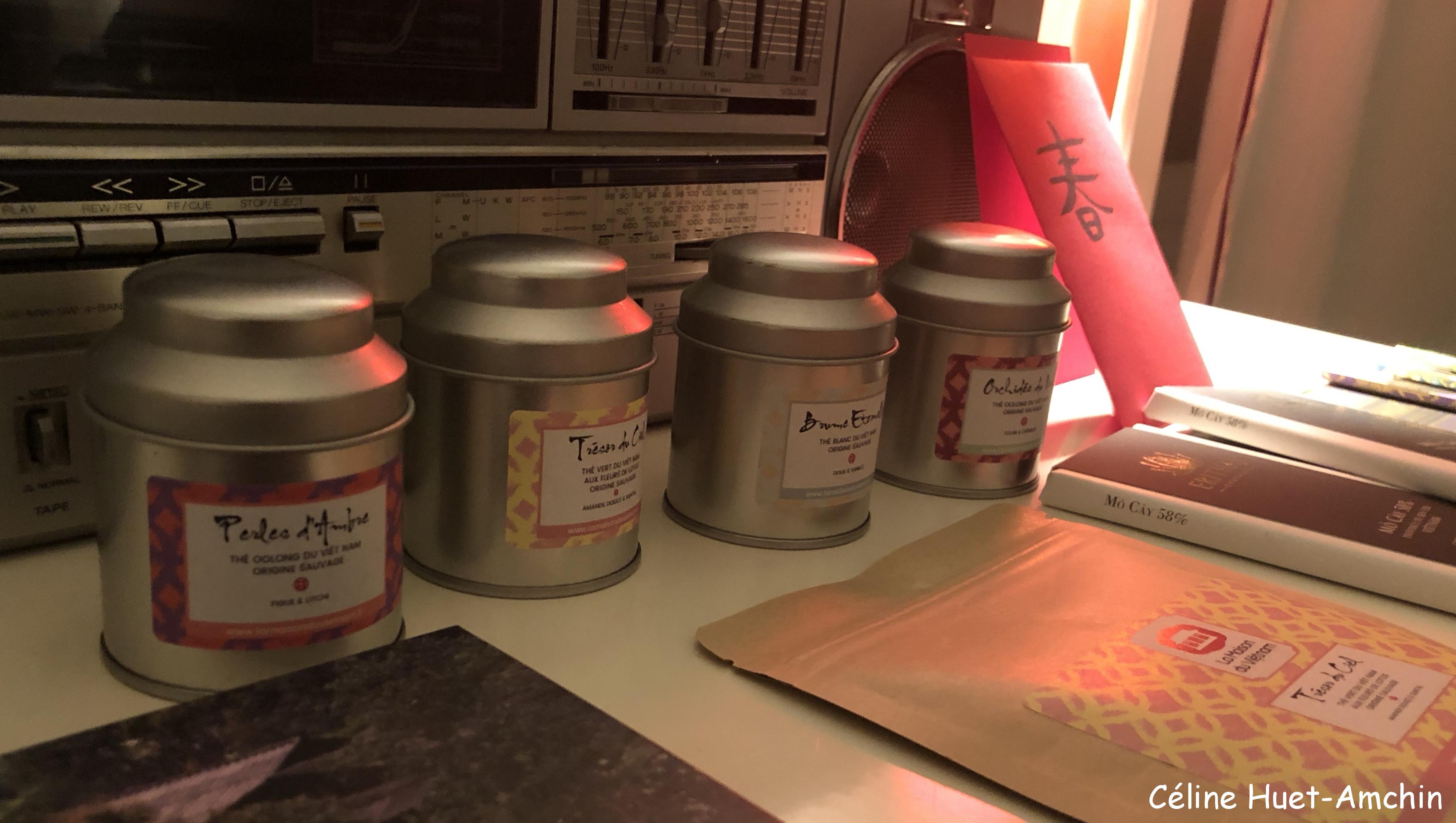 Atelier découverte thés vietnamiens Sérendipi-Thé