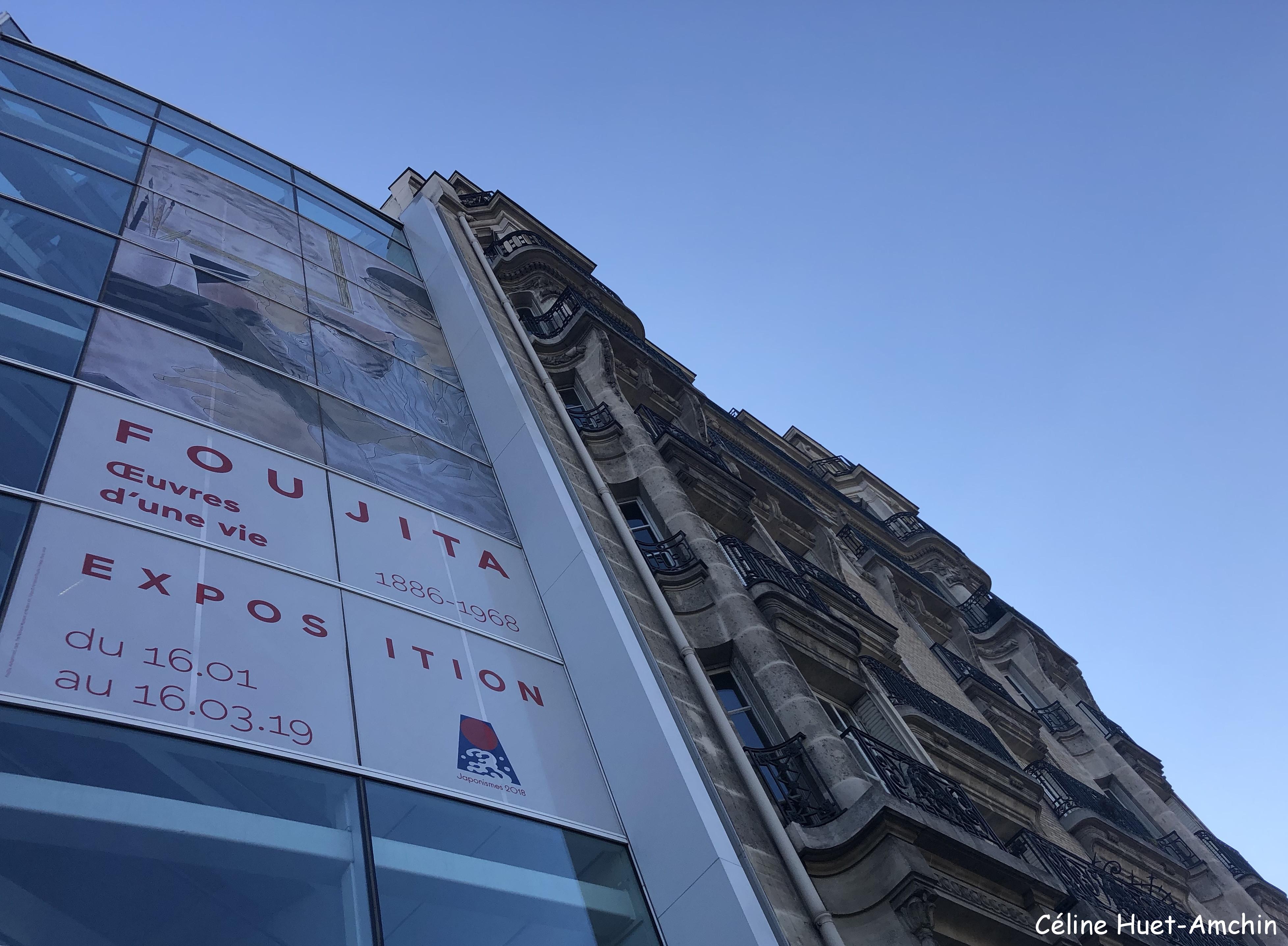 Exposition Foujita 1886-1968 oeuvres d'une vie Maison de la Culture du Japon Paris