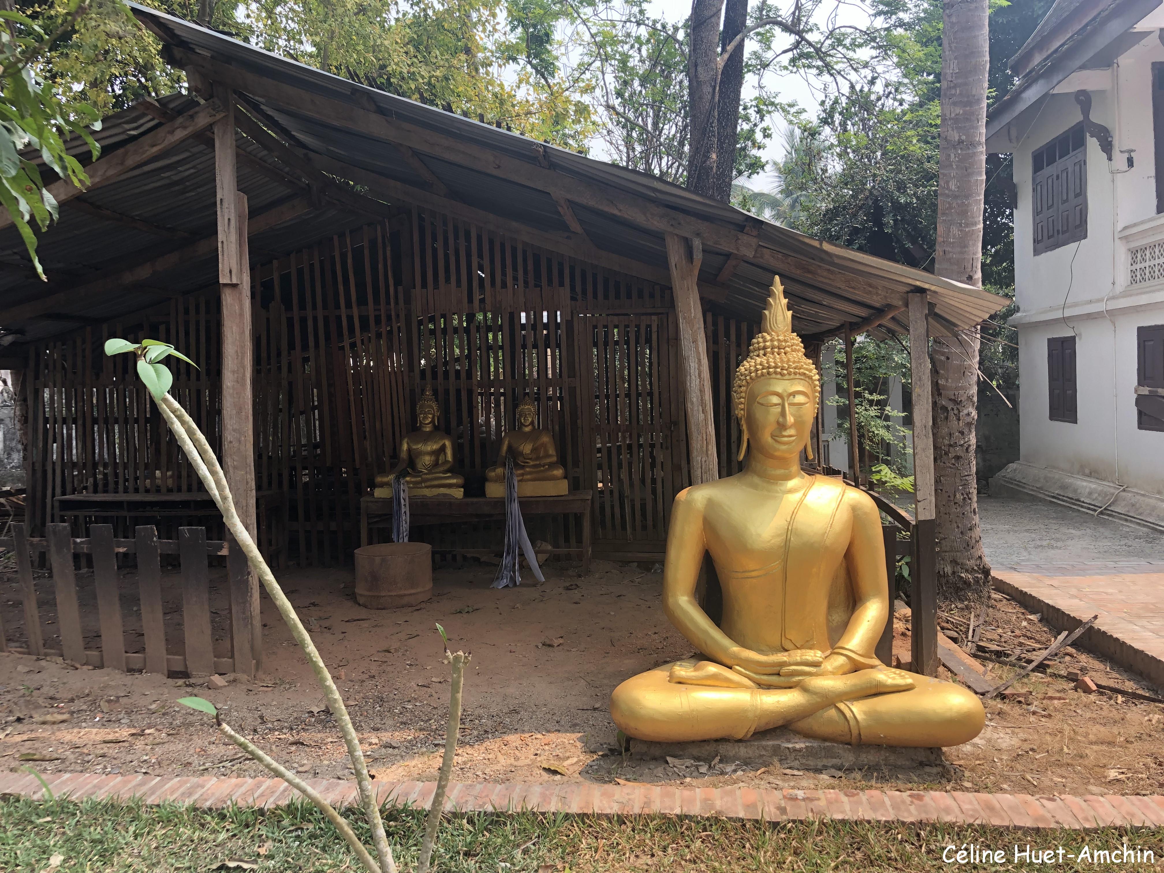 Ban XiengMuang Luang Prabang Laos Asie