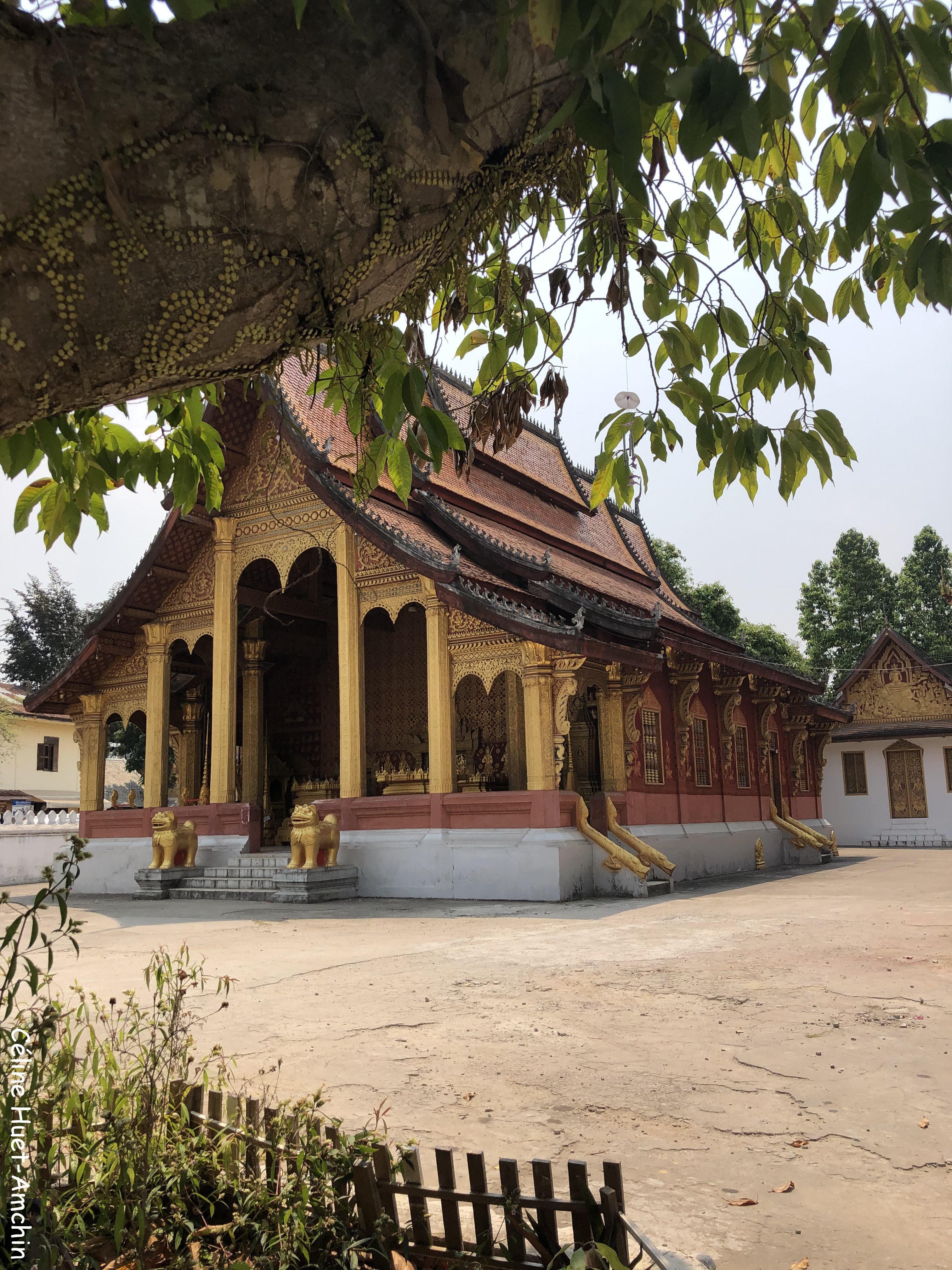 Wat Sikhounmuang Luang Prabang Laos Asie