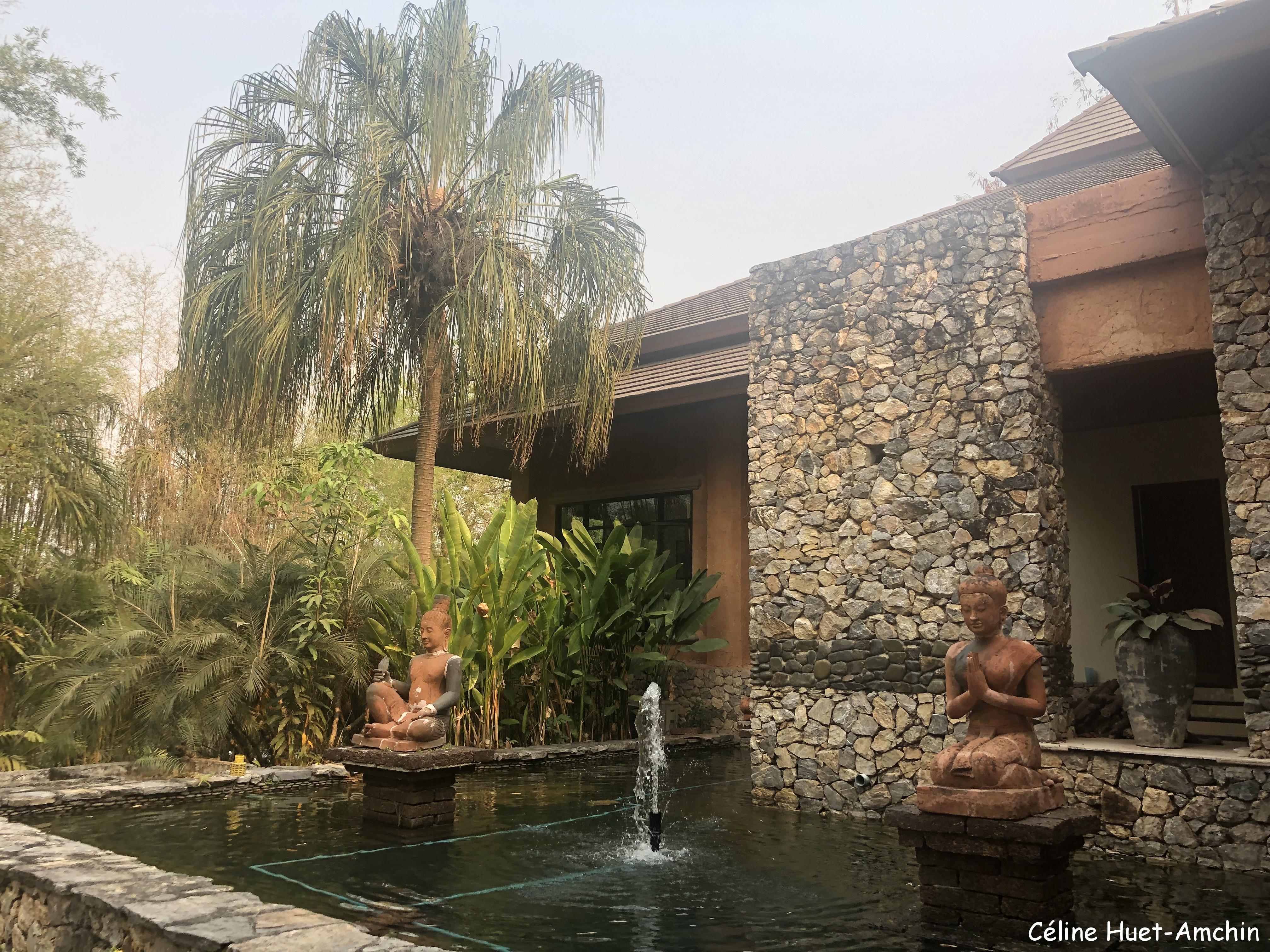 Hôtel Katiliya Mountain Resort & Spa Mae Chan Chiang Rai Thaïlande Asie
