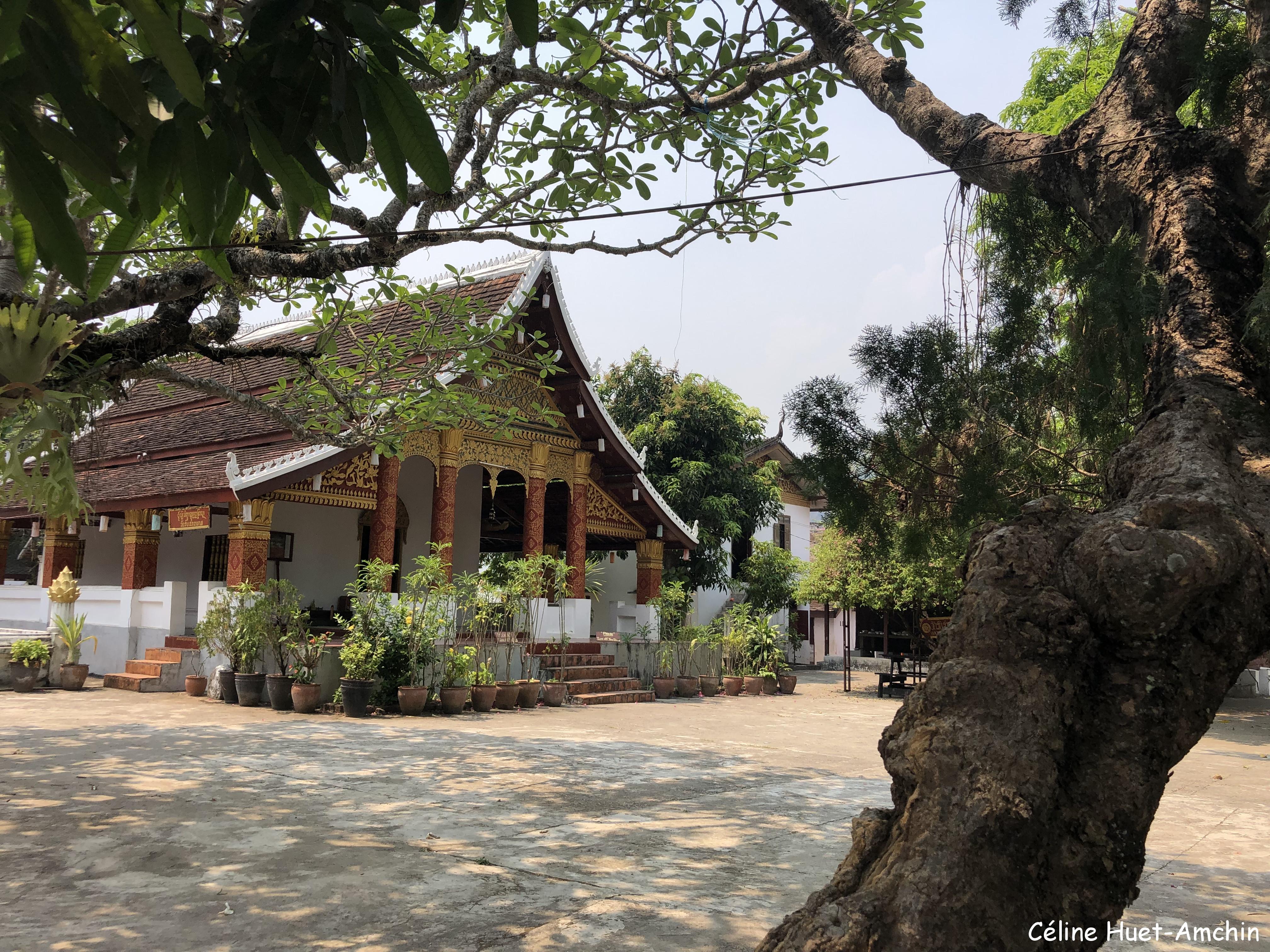 Wat Sop Sickharam Luang Prabang Laos Asie