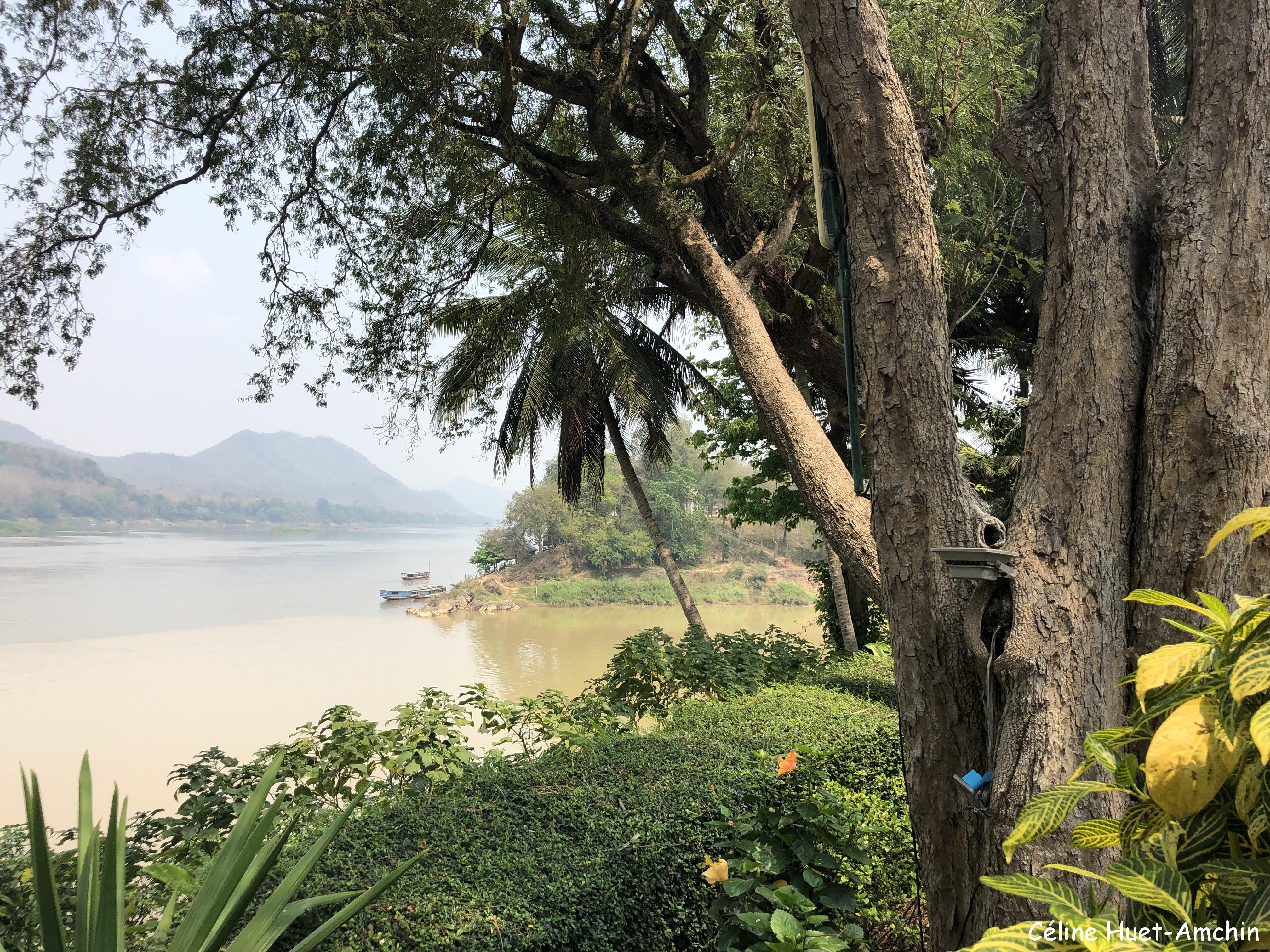 Mékong Luang Prabang Laos Asie