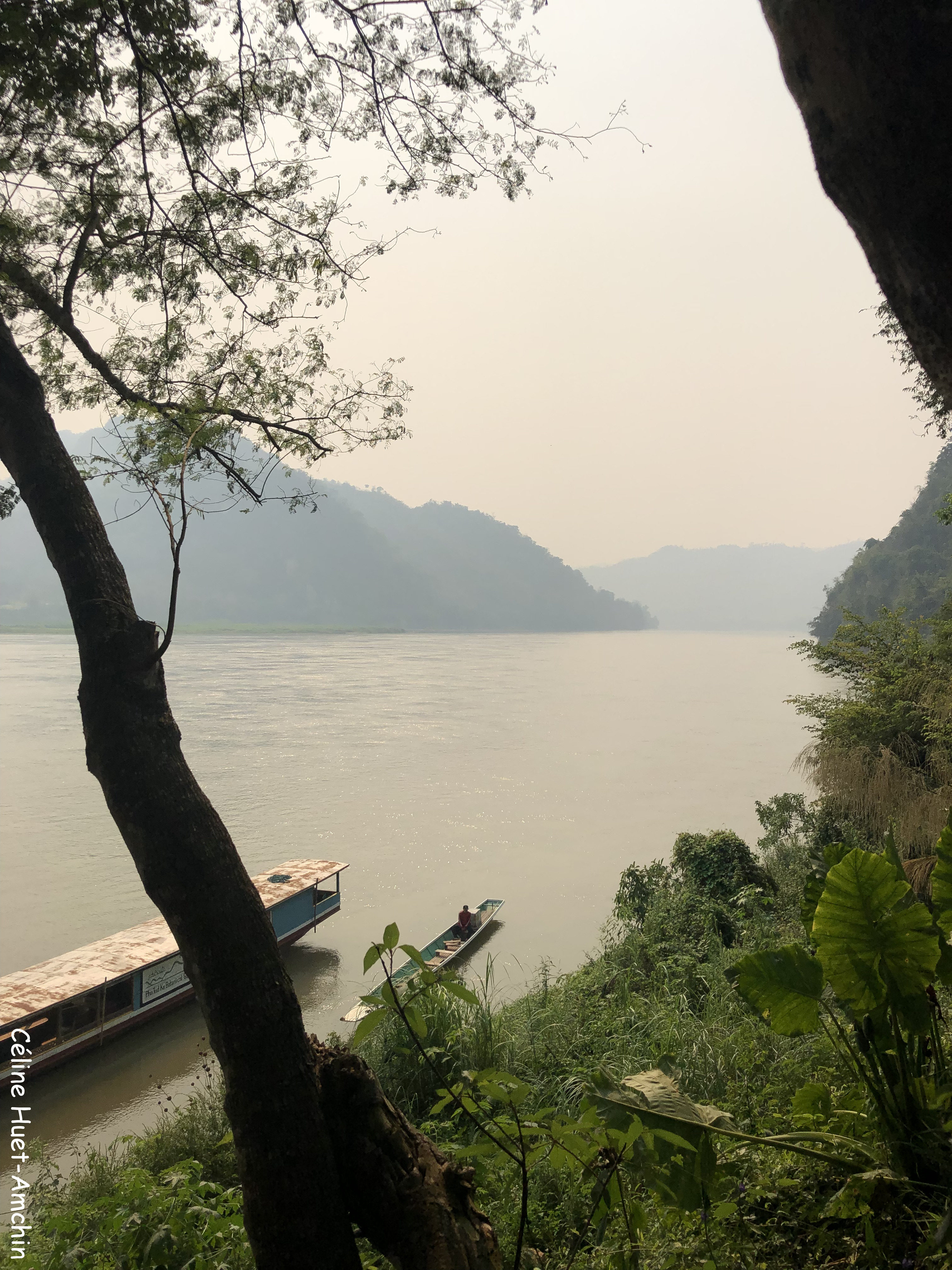 Pha Tad Ke Botanical Garden Mékong Laos Asie