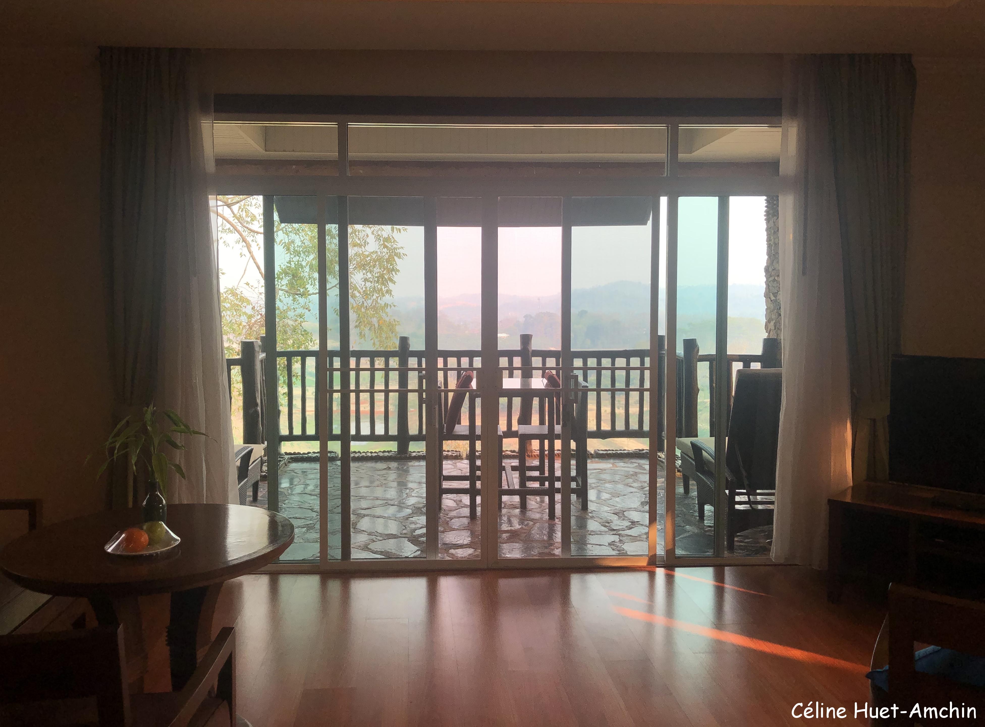 Chambre 331 Hôtel Katiliya Mountain Resort & Spa Mae Chan Chiang Rai Thaïlande Asie