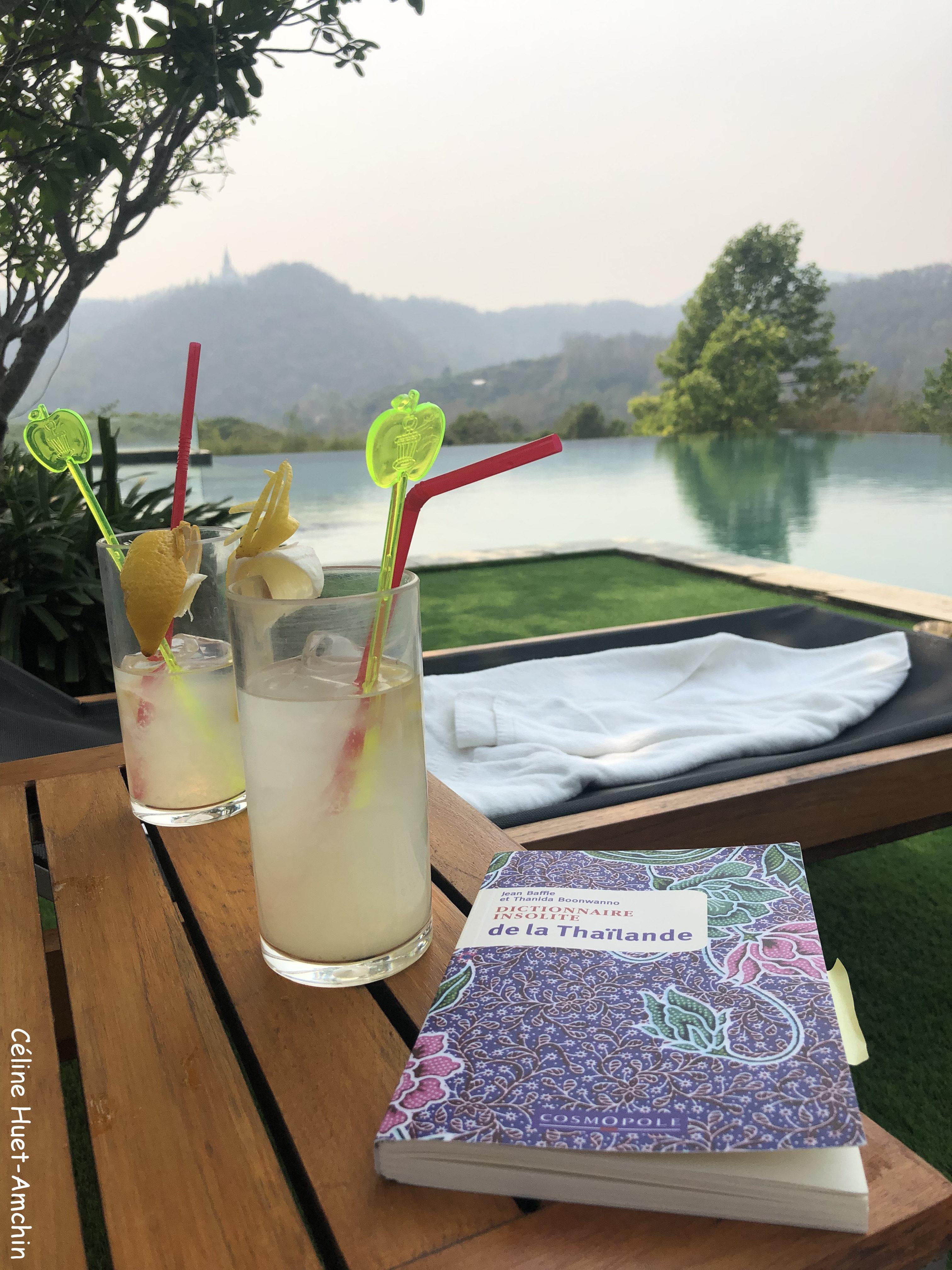 Dictionnaire insolite de la Thaïlande Editions Cosmopole Hôtel Veranda High Resort Chiang Mai Hang Dong Thaïlande Asie