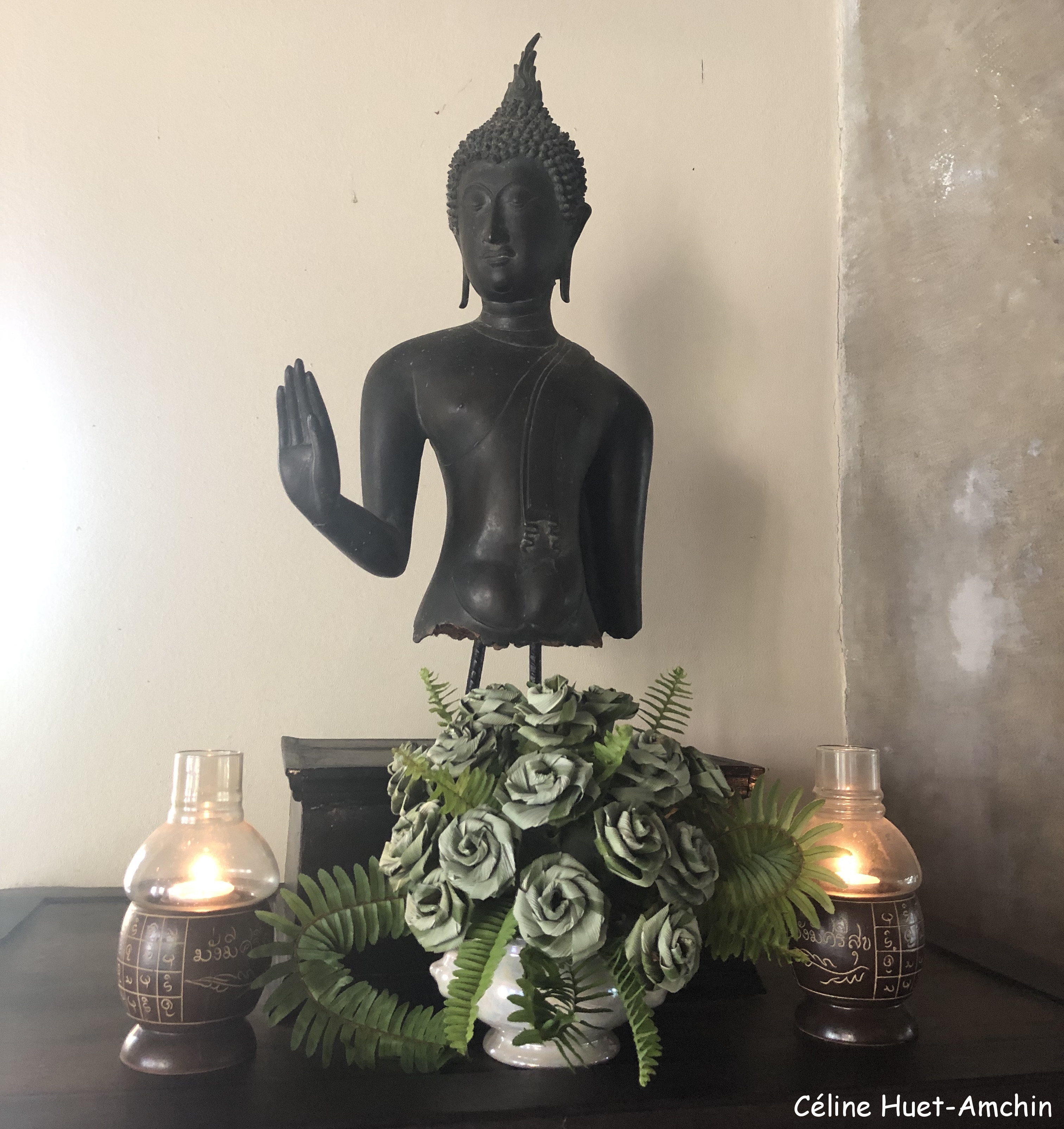 Bouddha Hôtel Katiliya Mountain Resort & Spa Mae Chan Chiang Rai Thaïlande Asie