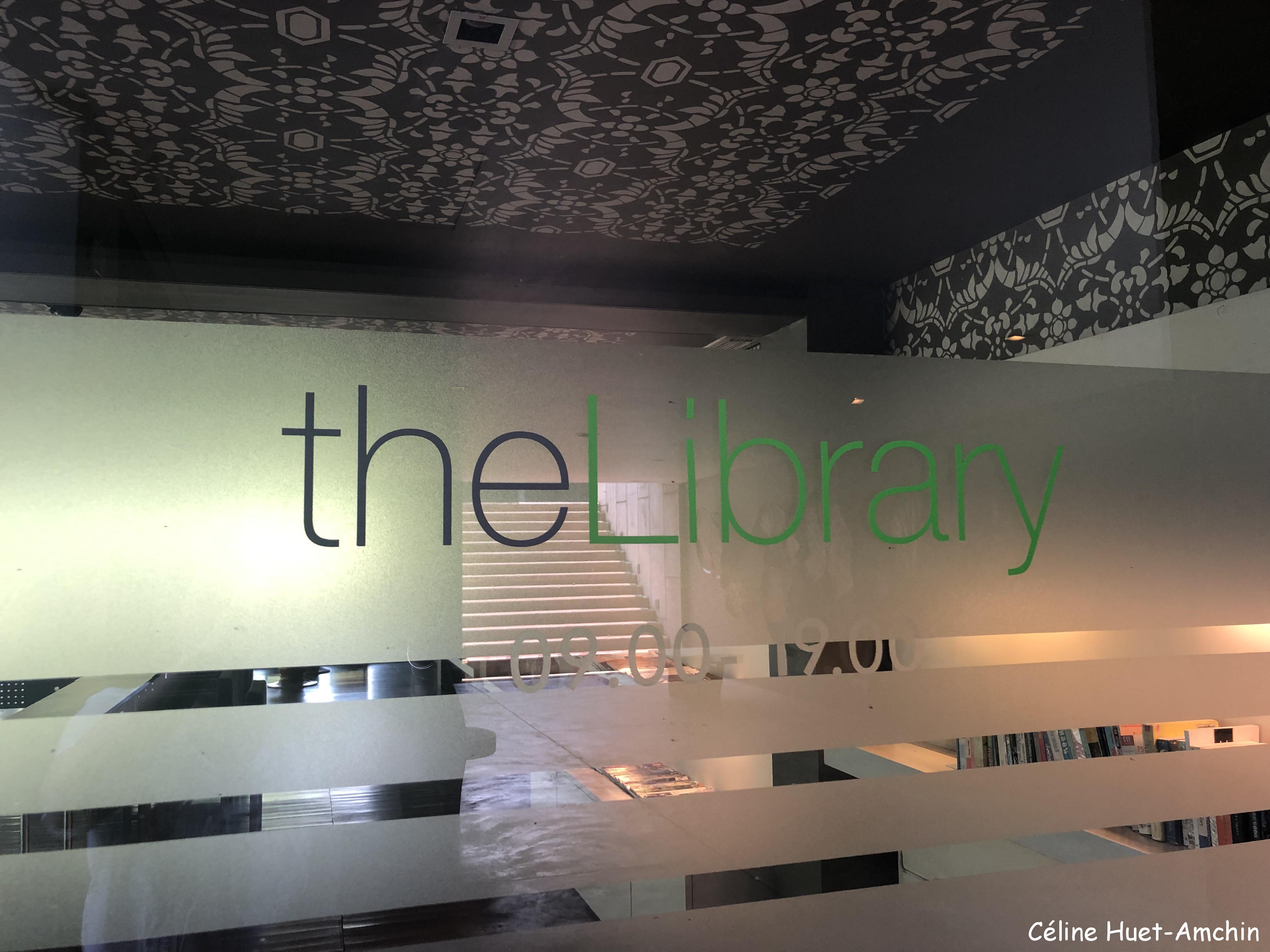 Library Hôtel Veranda High Resort Chiang Mai Hang Dong Thaïlande Asie
