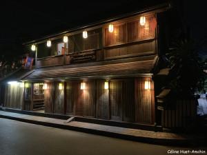 Luang Prabang by night Laos Asie