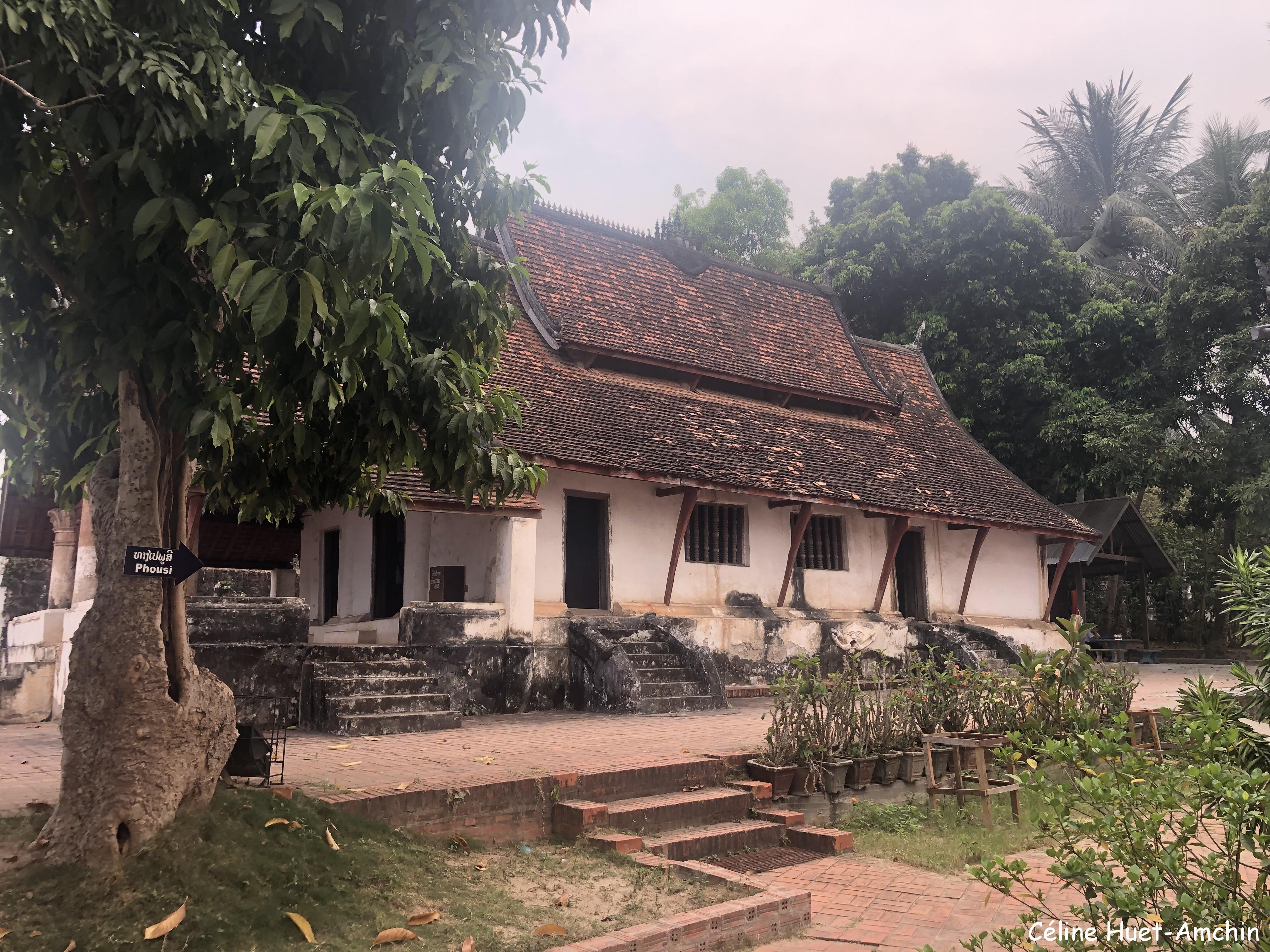 Wat Pak Khan Luang Prabang Laos Asie