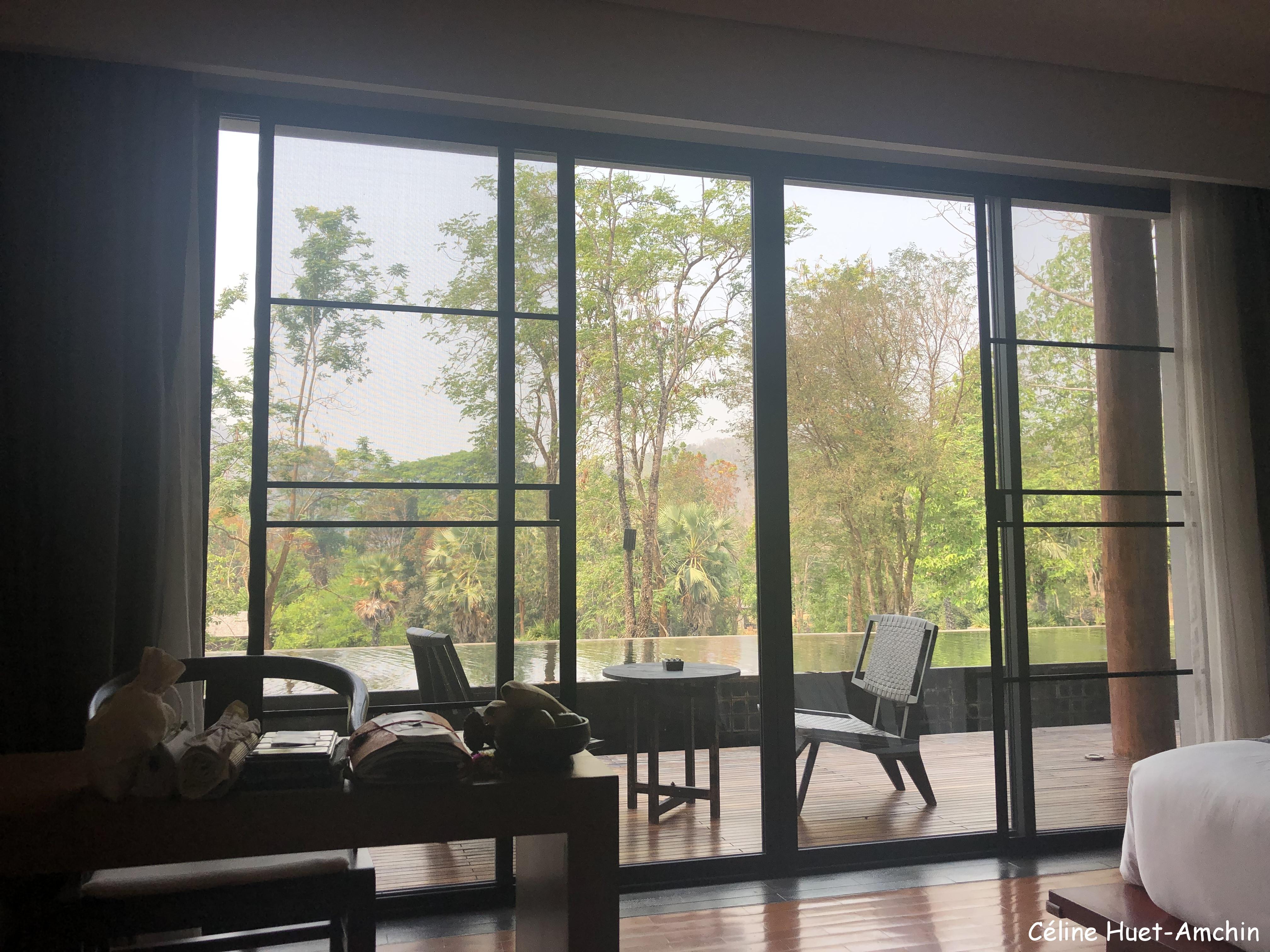 Chambre 204 Hôtel Veranda High Resort Chiang Mai Hang Dong Thaïlande Asie