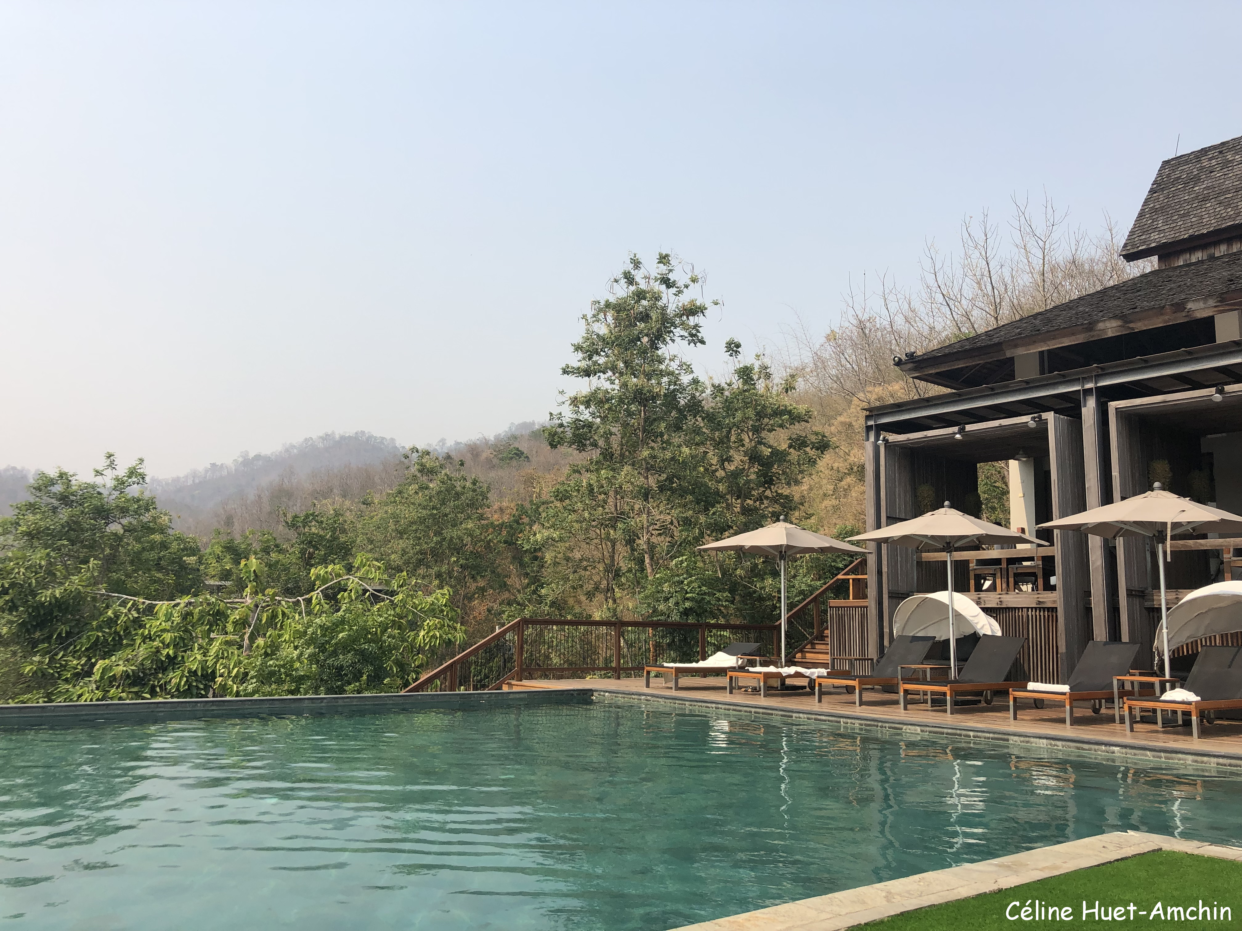 Hôtel Veranda High Resort Chiang Mai Hang Dong Thaïlande Asie