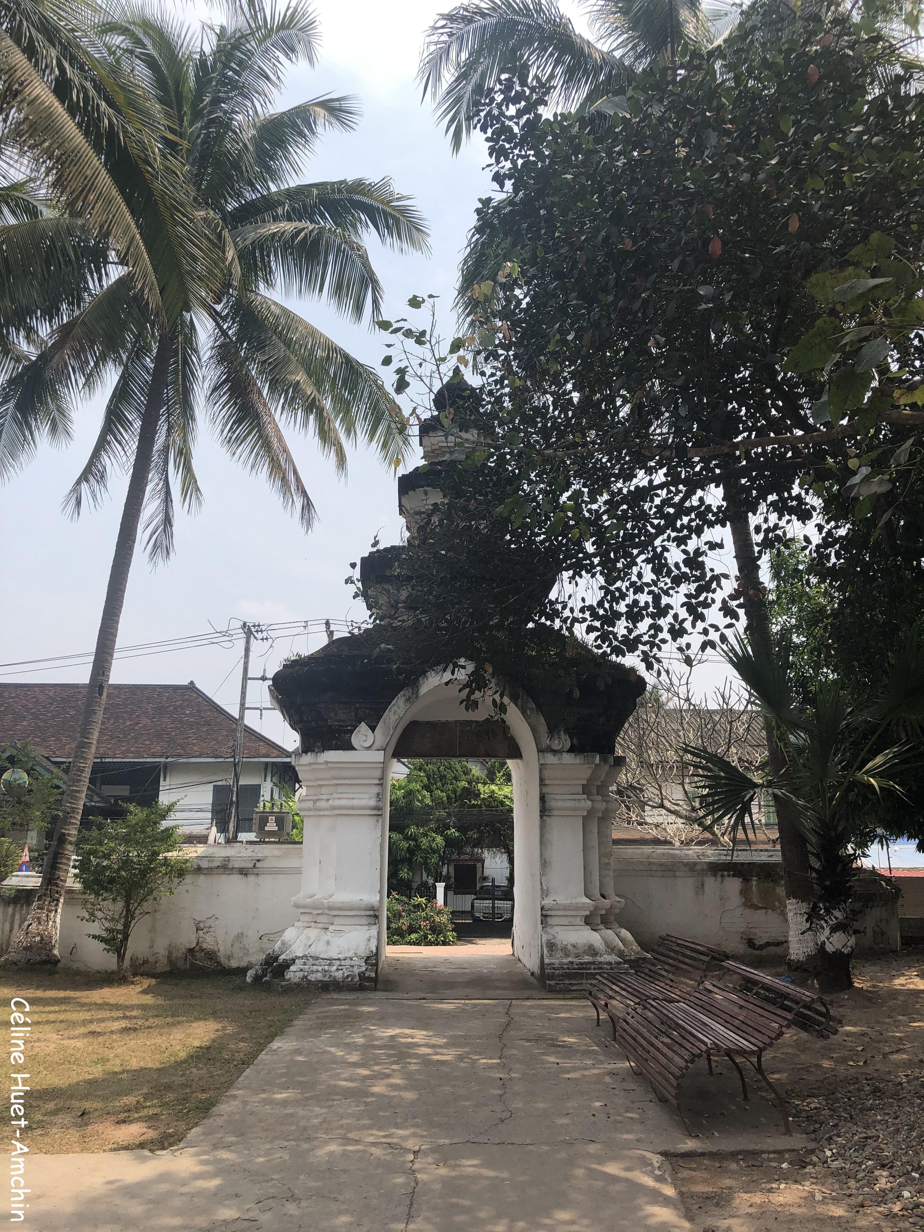 Vat Visoun (le plus ancien) Luang Prabang Laos Asie