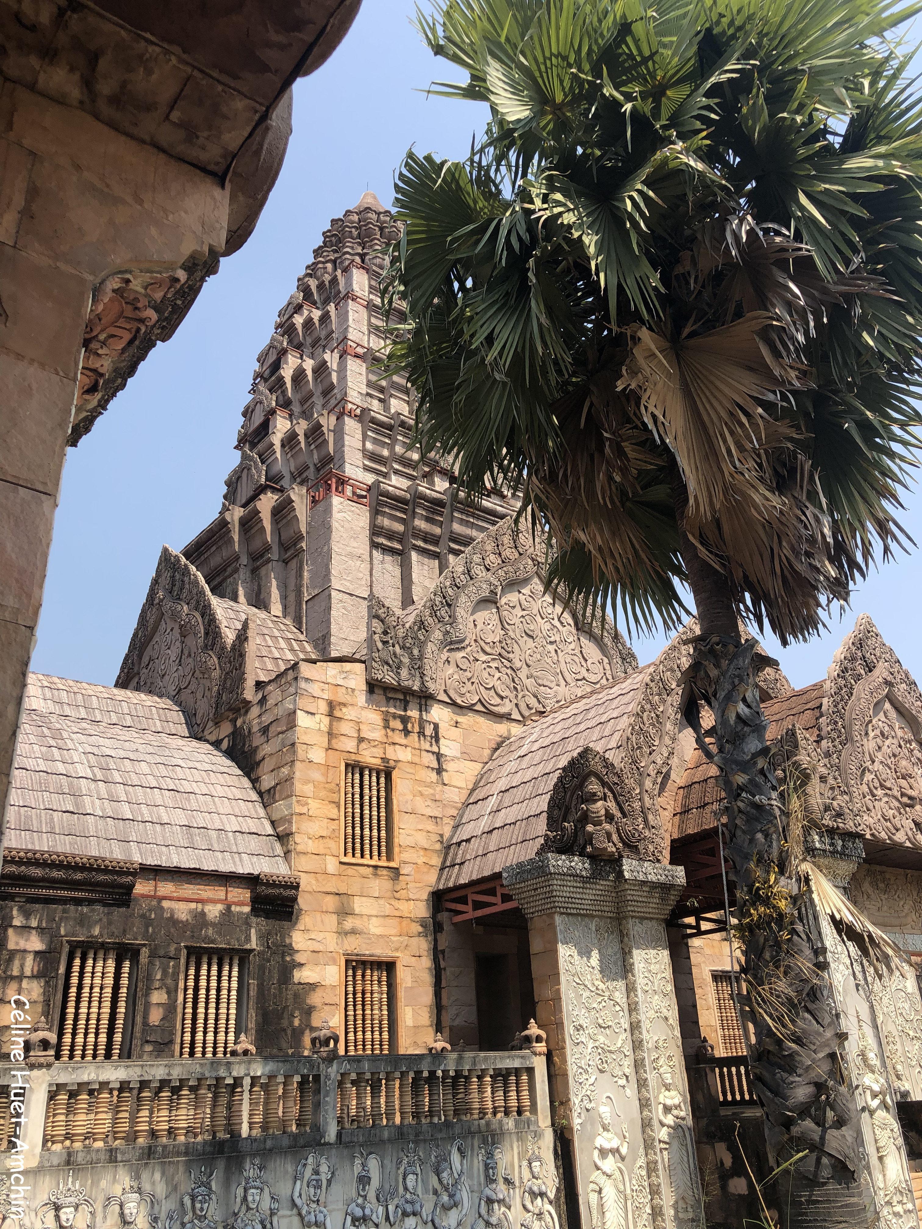 Wing Pa Pao Mae Chedi Mai Thaïlande Asie
