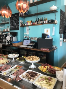 Brunch iranien Sohan Café Paris