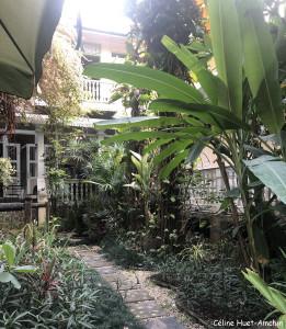 Raming Tea House Chiang Mai Thaïlande Asie