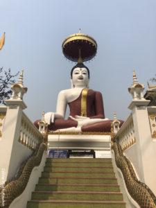 Wat Hang Dong Chiang Mai Thaïlande Asie