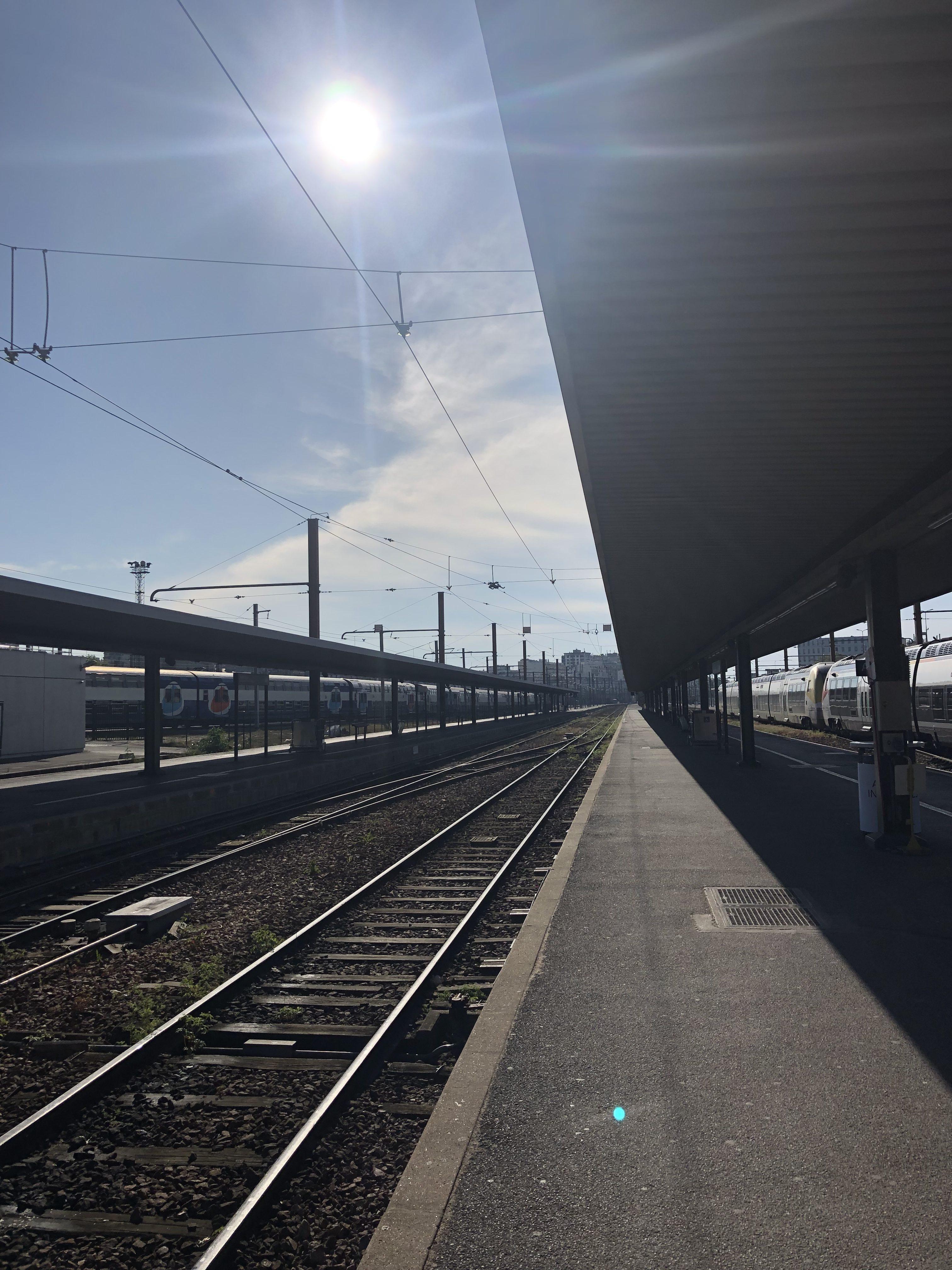 Gare de Bercy Paris