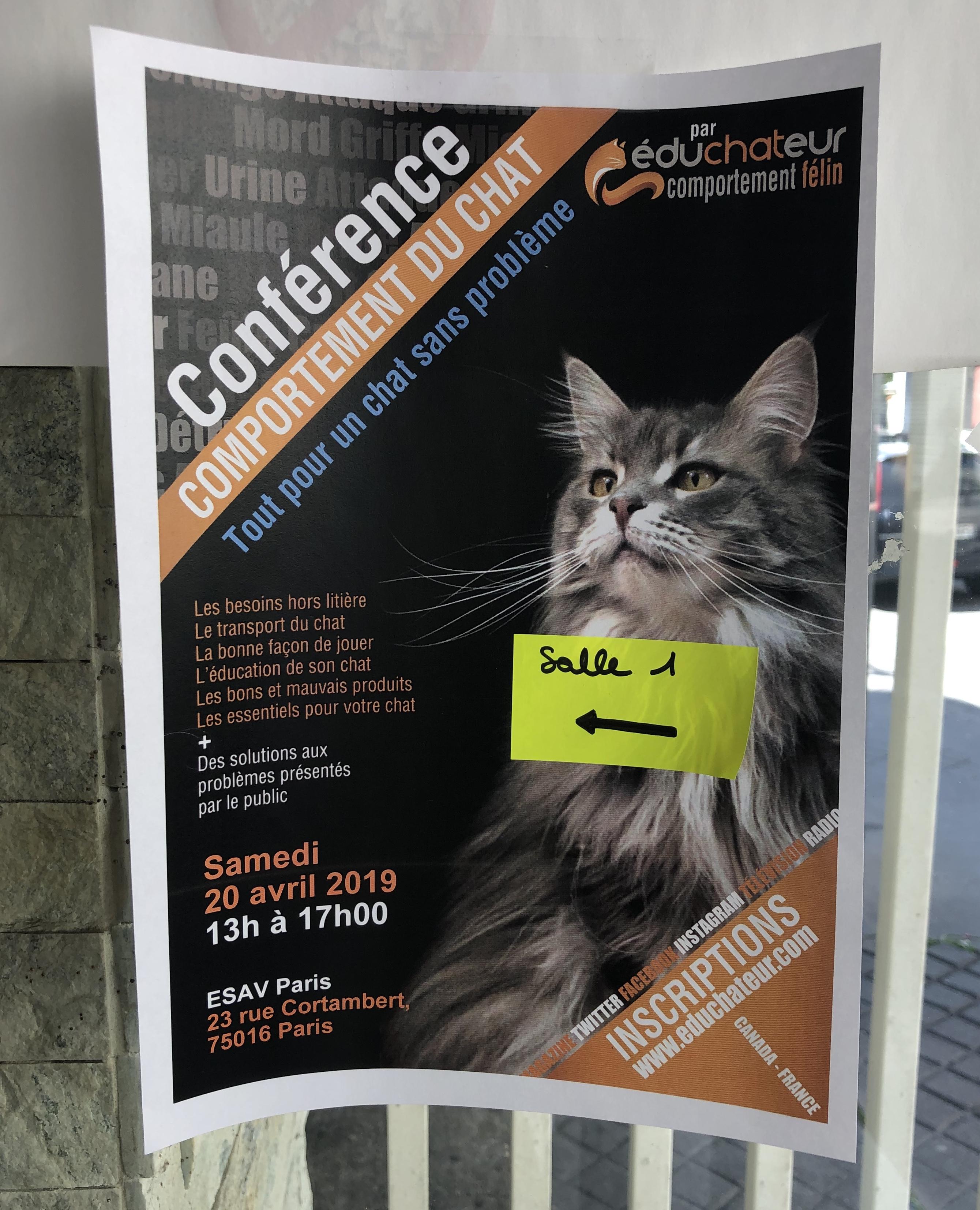 Conférence Educhateur