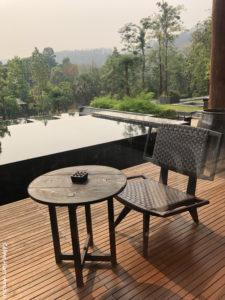 Chambre 208 Hôtel Veranda High Resort Chiang Mai Hang Dong Thaïlande Asie