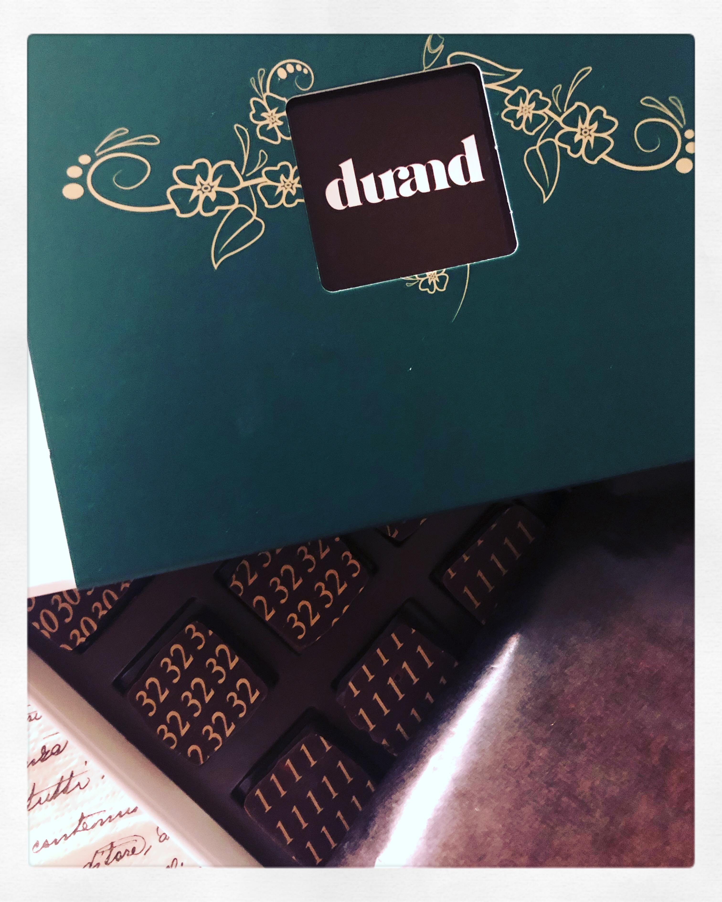 Chocolats Durand Rennes