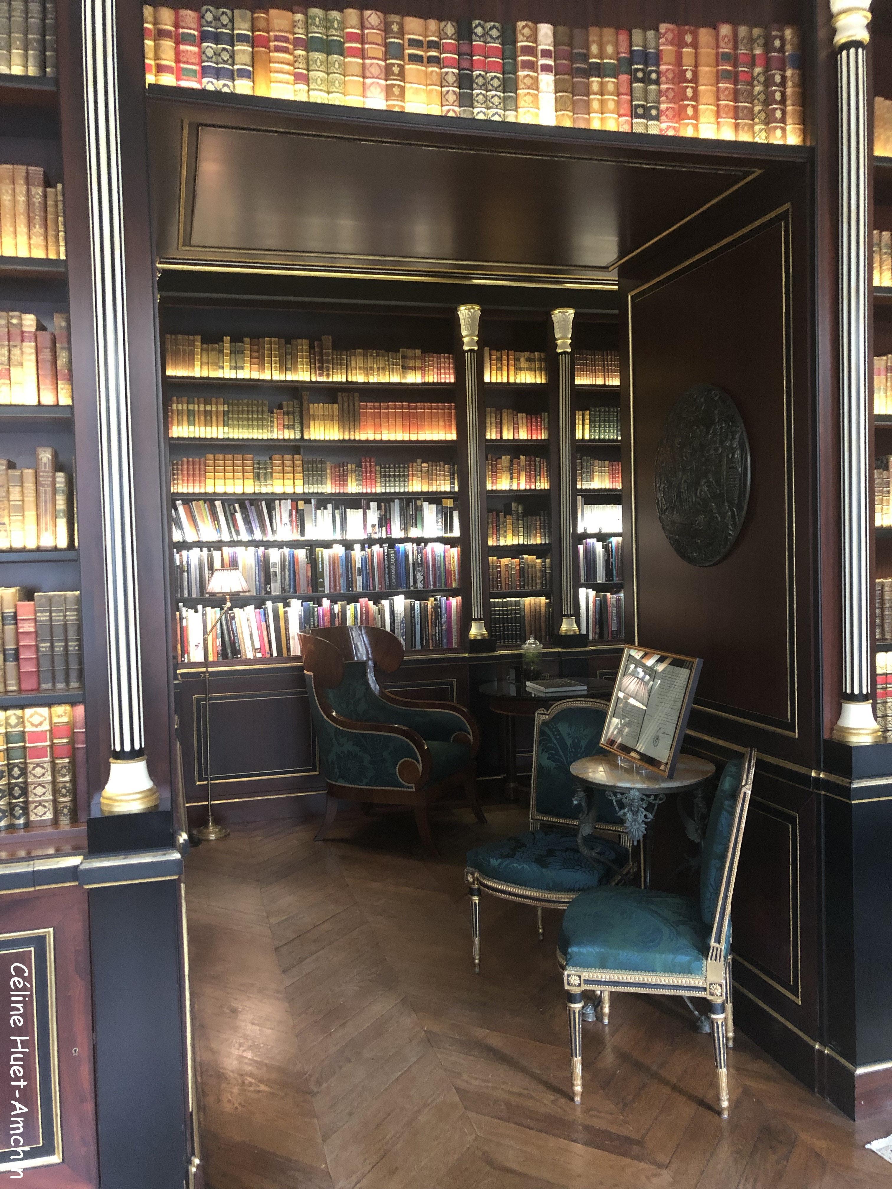 Bibliothèque La Réserve Paris