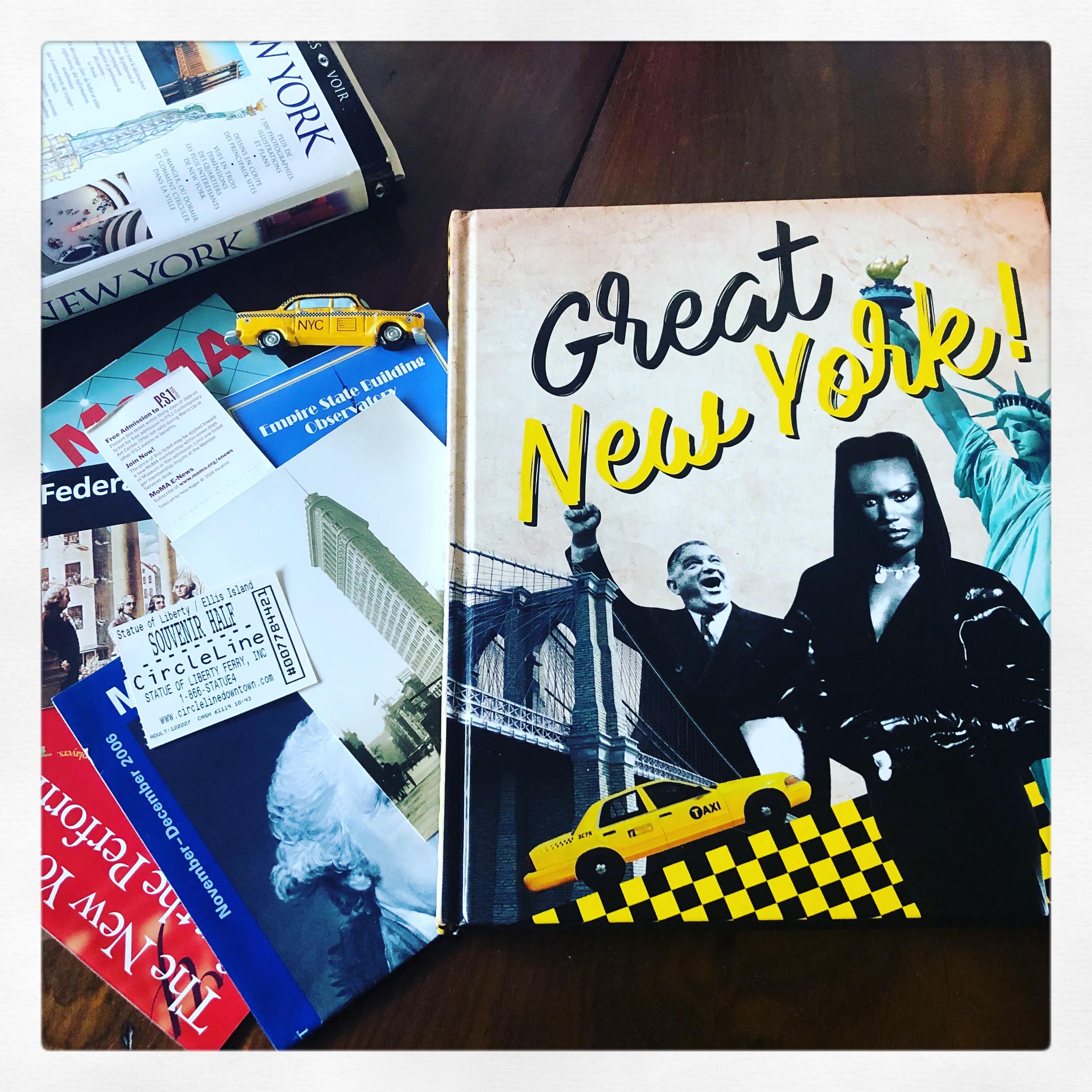 """""""Great New York!"""" de Guy Hervier..."""