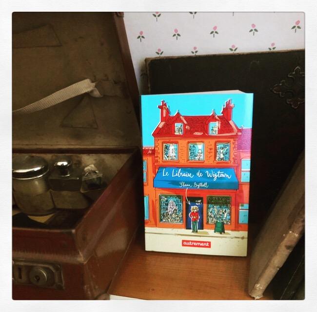 """""""Le libraire de Wigtown"""" de Shaun Bythell..."""