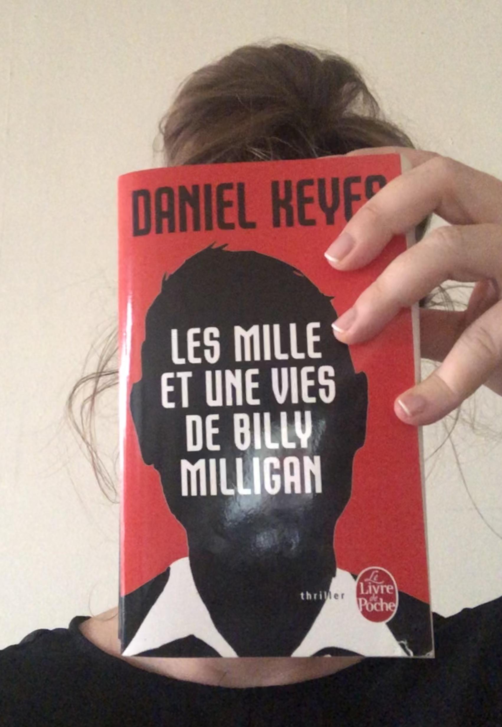 """""""Les mille et une vies de Billy Milligan"""" de Daniel Keyes..."""