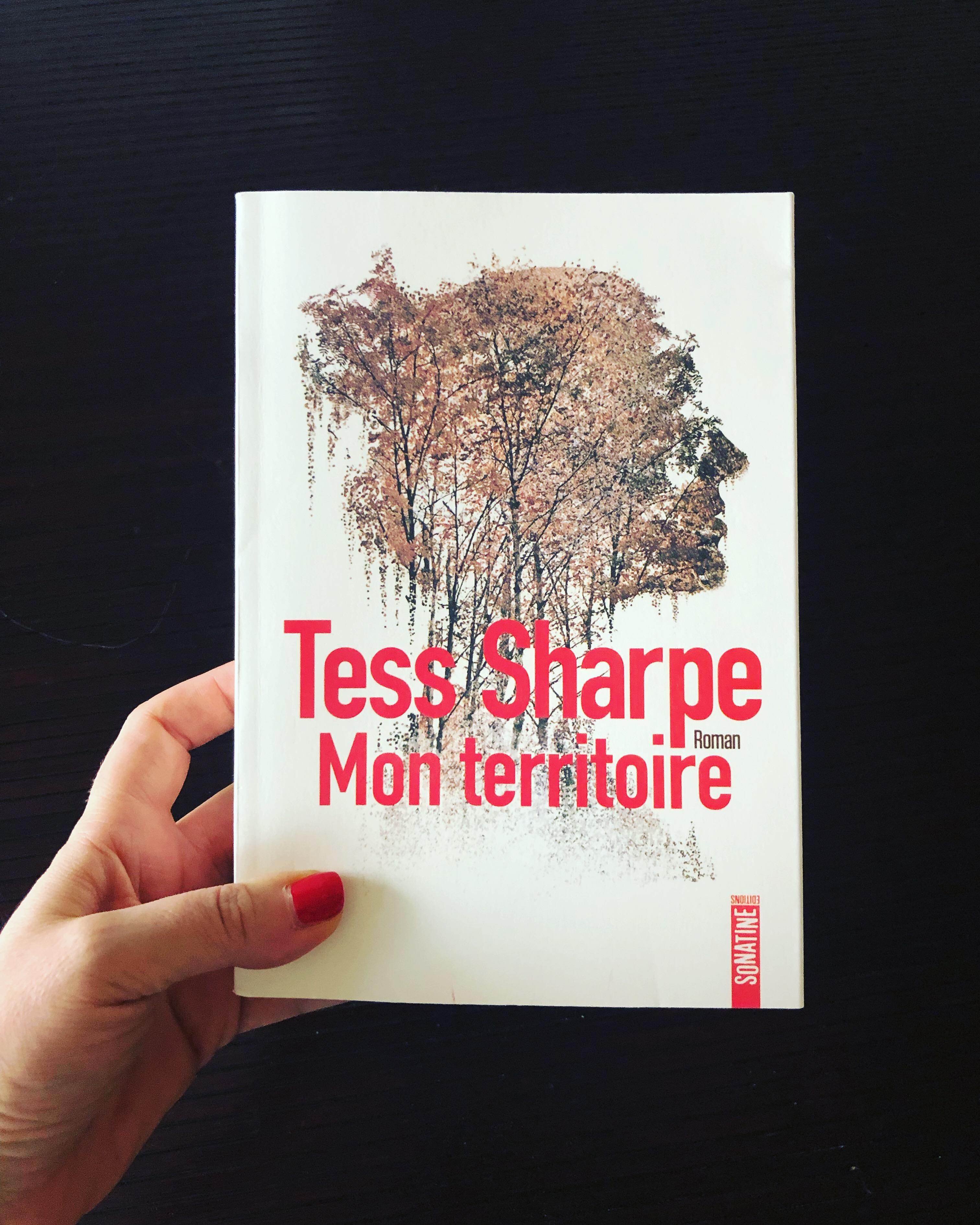 """Mon territoire"" de Tess Sharpe..."