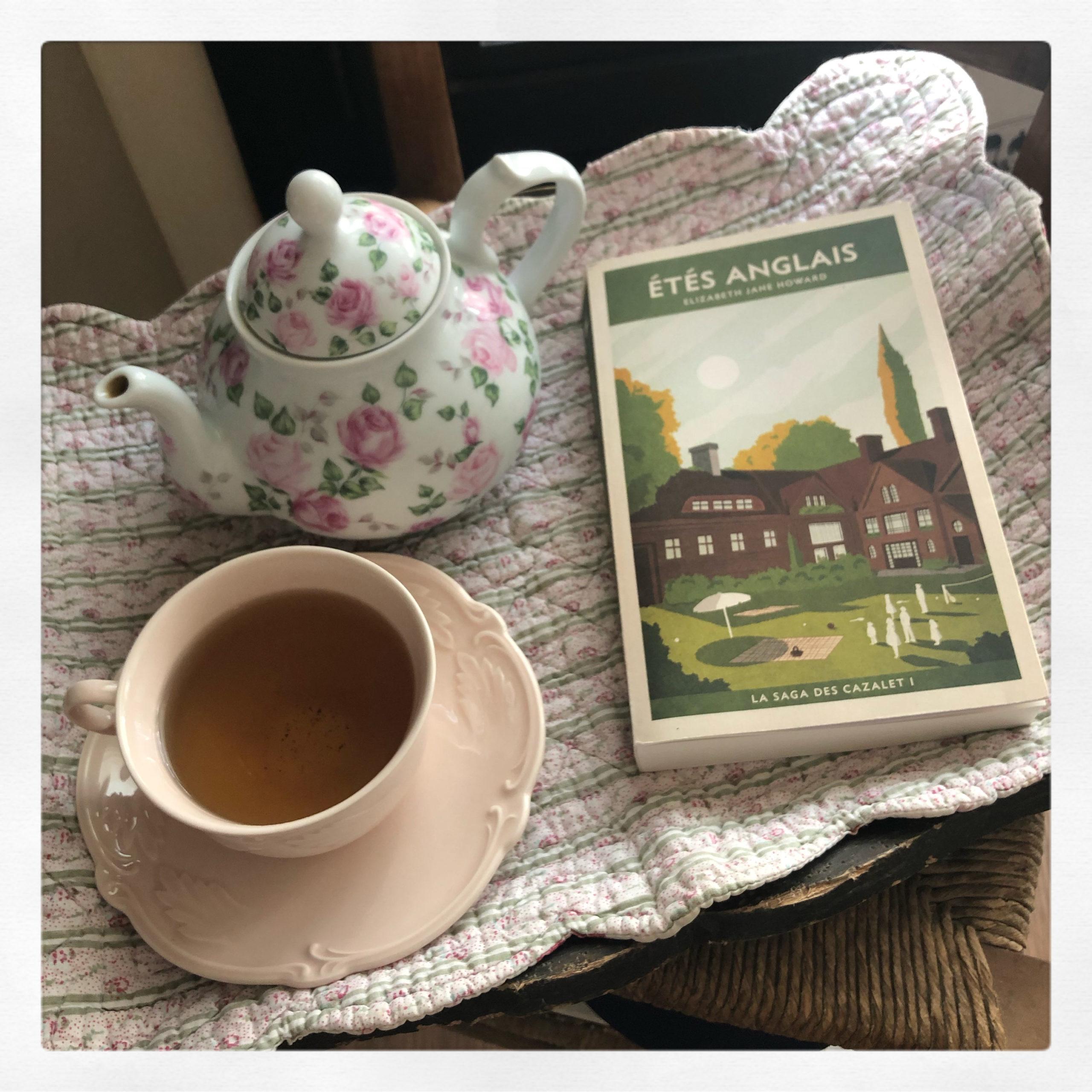 """Étés anglais"" d'Elizabeth Jane Howard..."