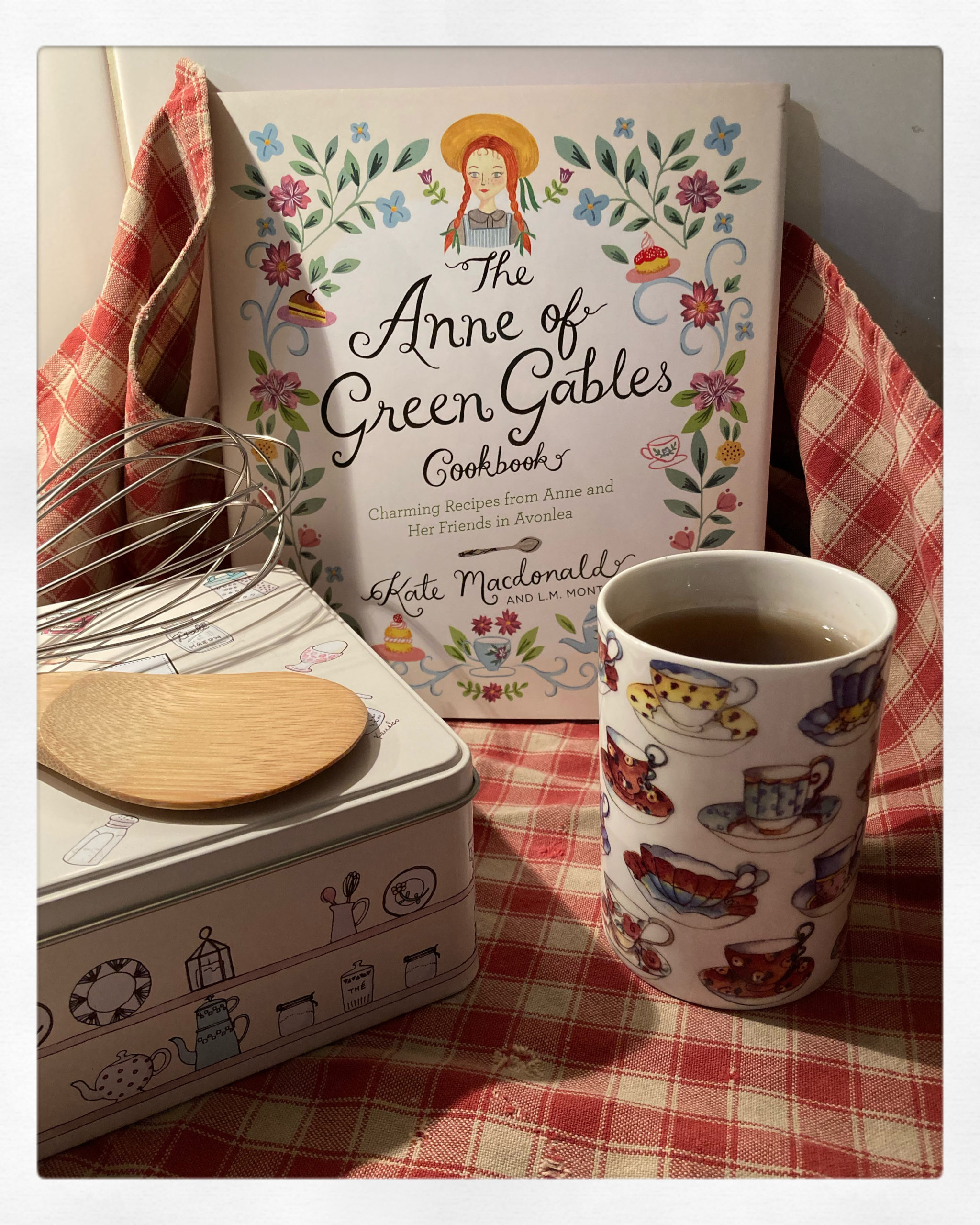 """The Anne of Green Gables Cookbook"" by Kate Macdonald and L.M.Montgomery..."