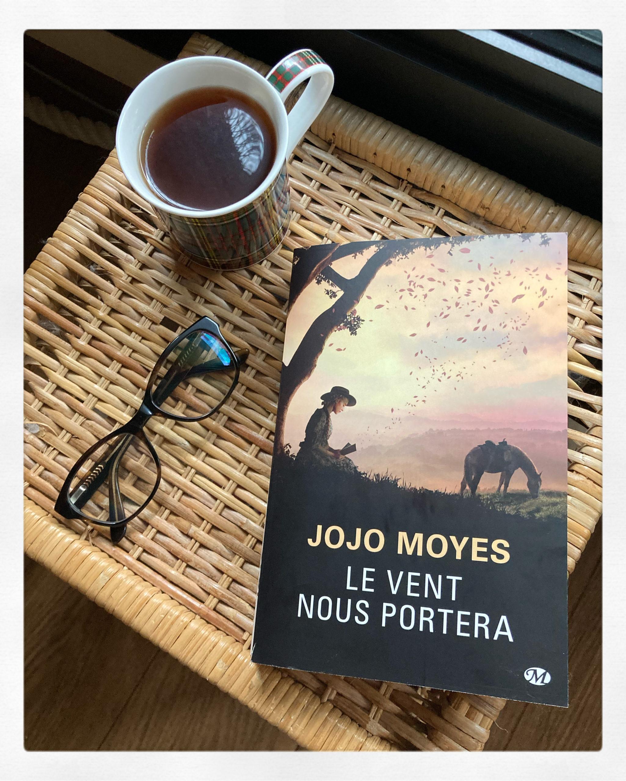 """""""Le vent nous portera"""" de Jojo Moyes..."""