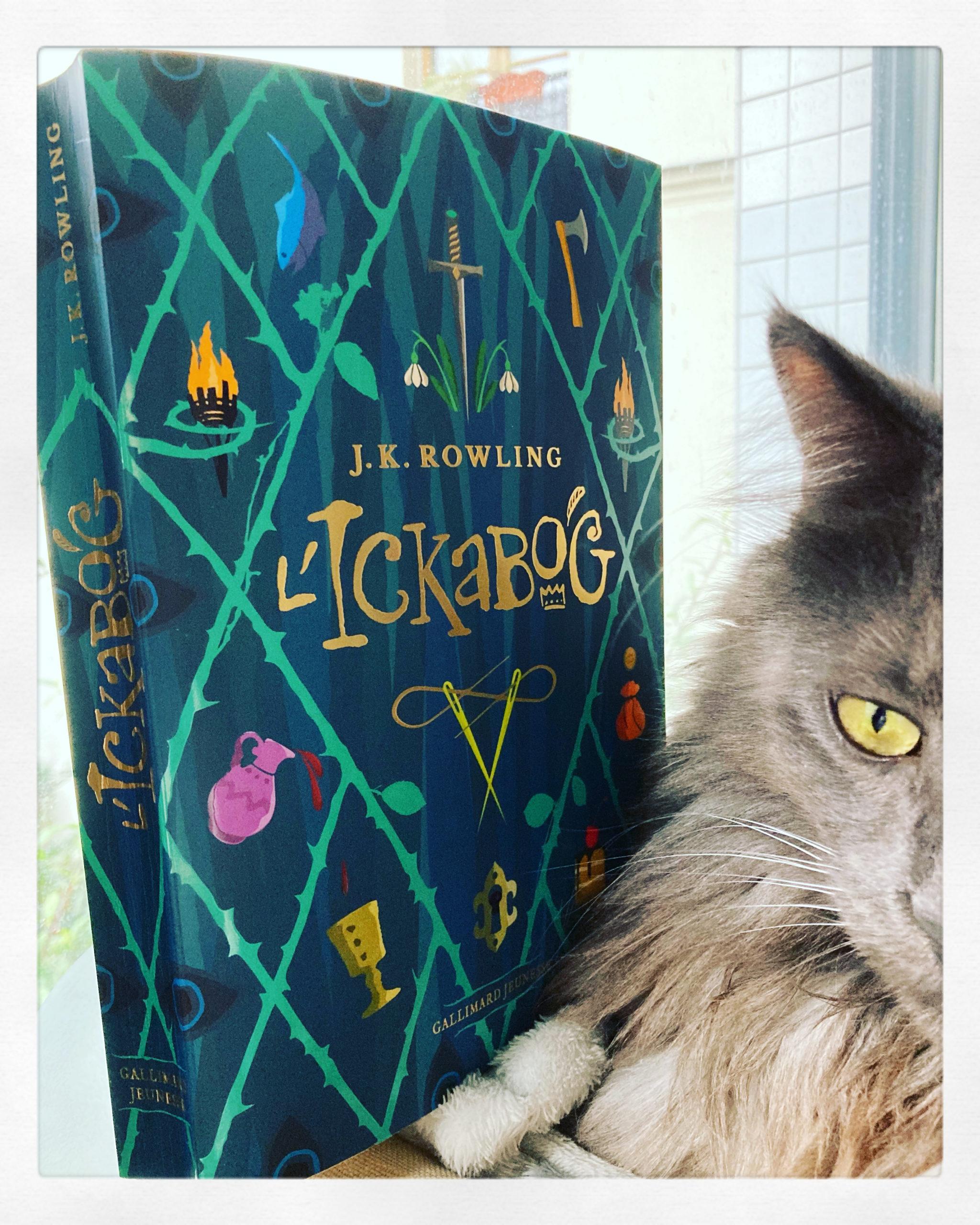 """""""L'Ickabog"""" de J.K.Rowling..."""