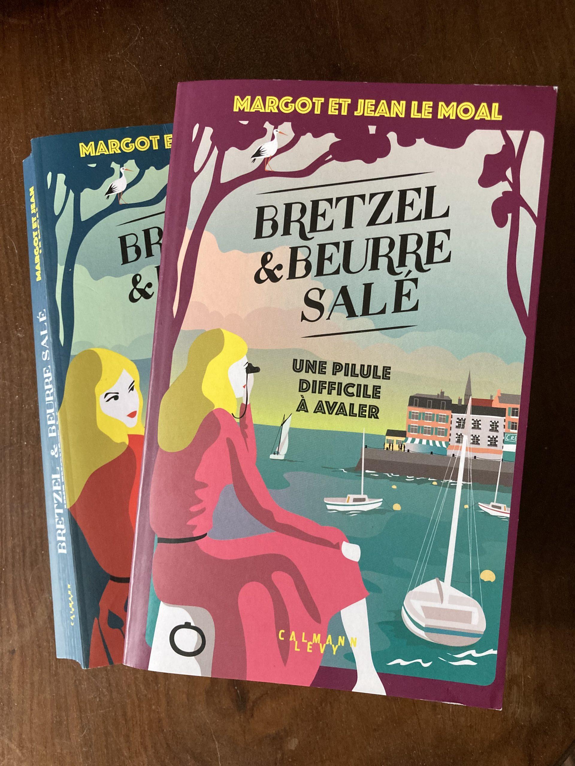 """""""Bretzel & beurre salé"""" de Margot et Jean Le Moal..."""