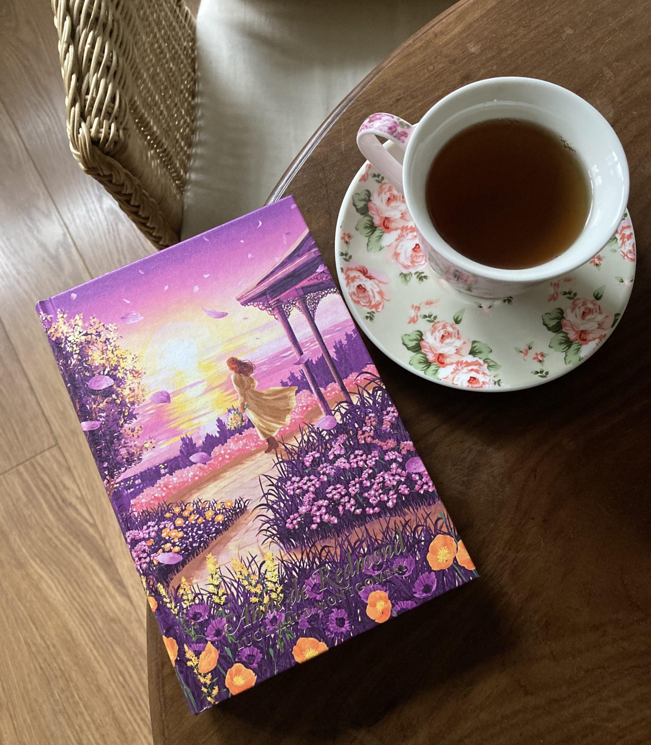 """Anne de Redmond"" de Lucy Maud Montgomery..."